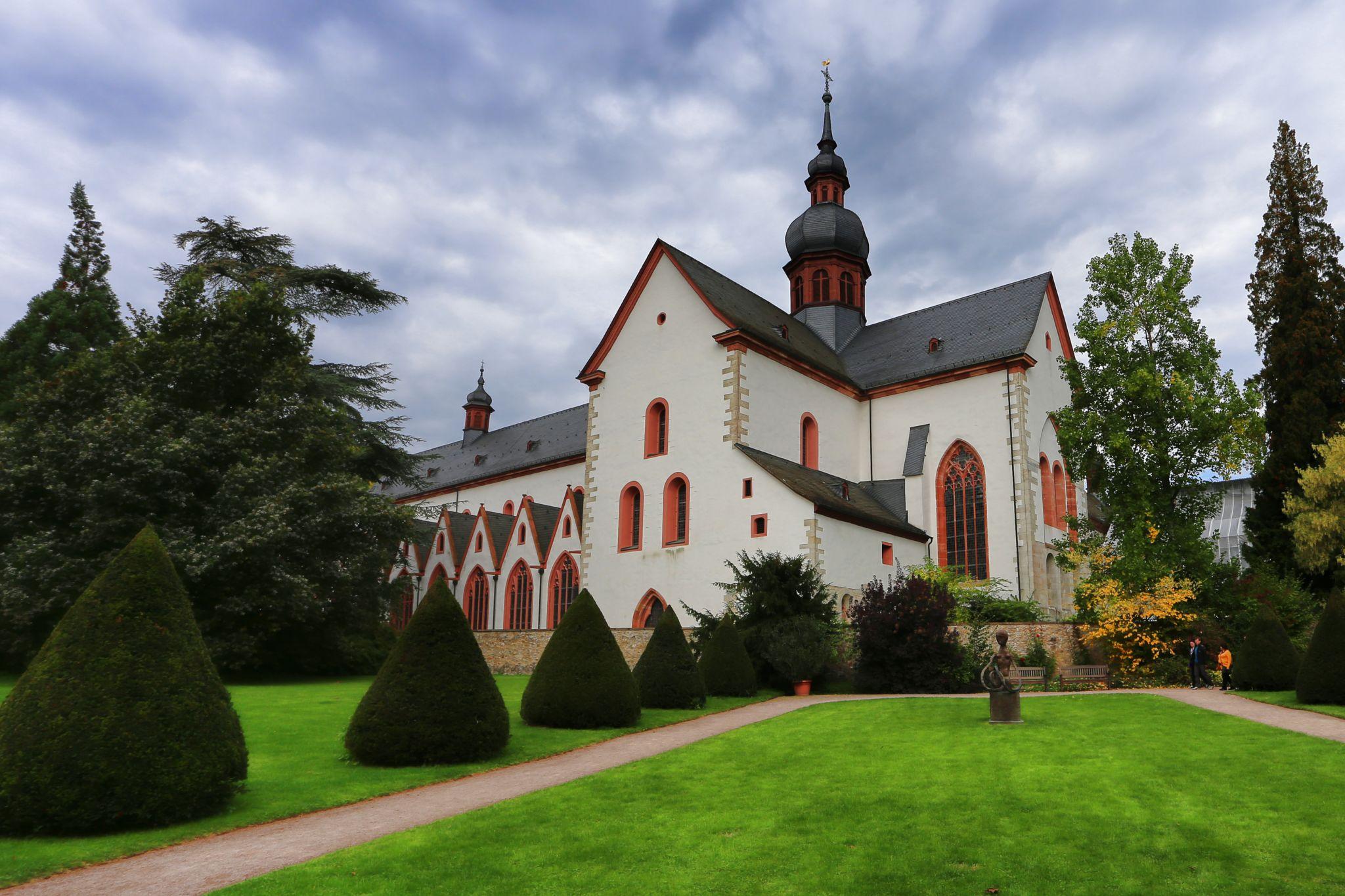 Eberbach Abbey, Germany