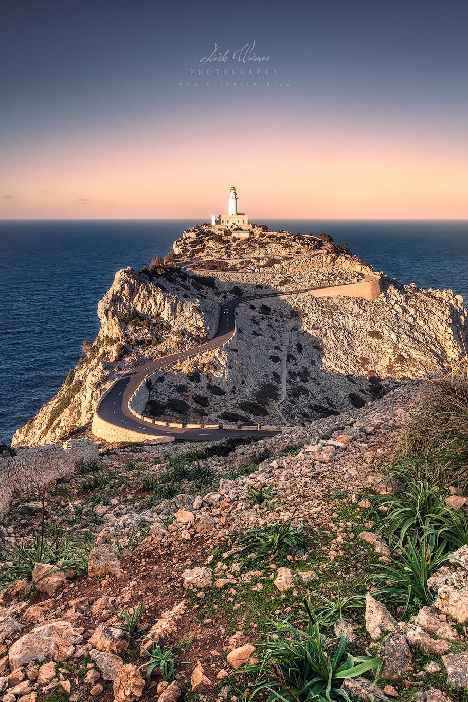 Far des Cap de Formentor, Mallorca, Spain