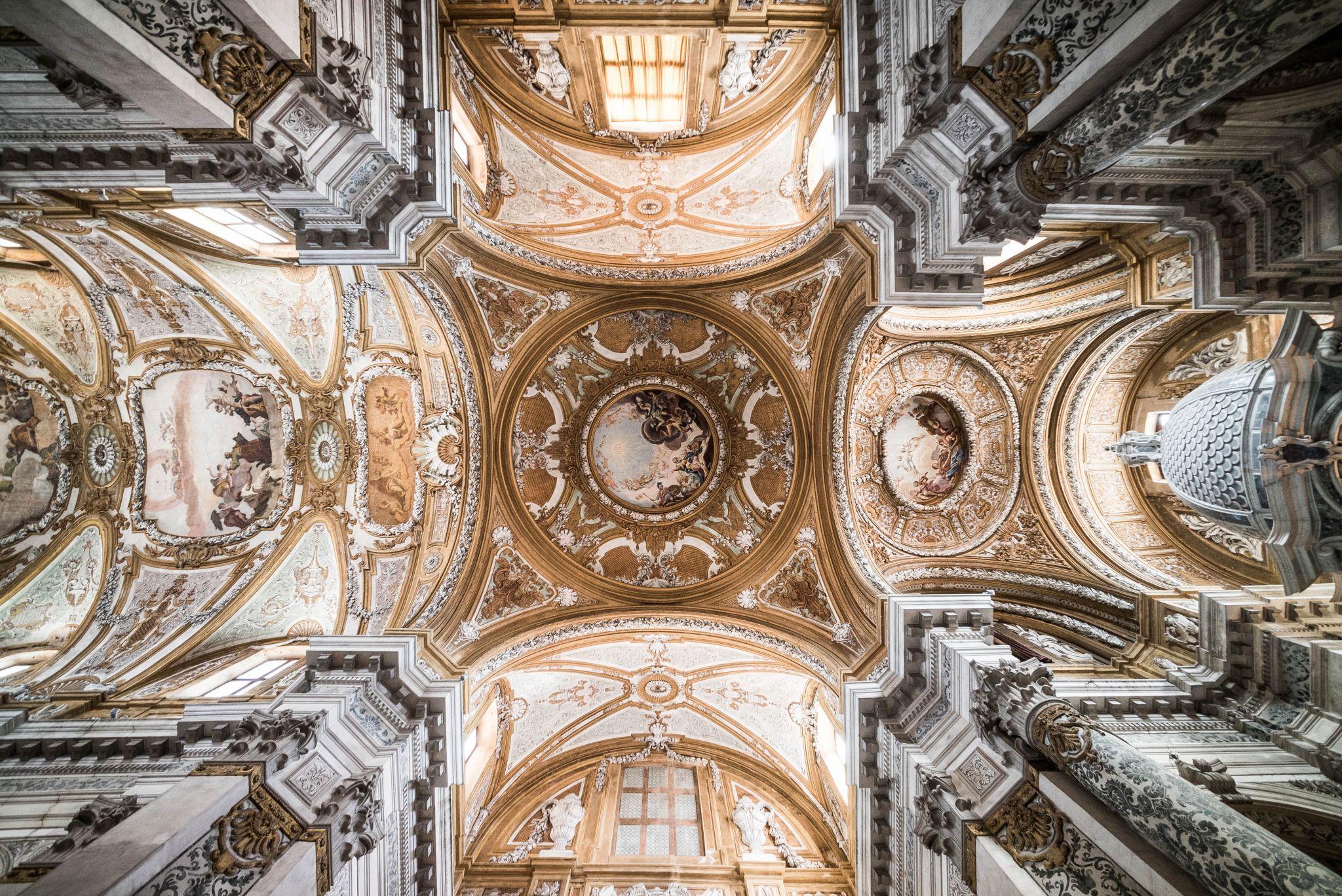 Gesuiti church, Italy