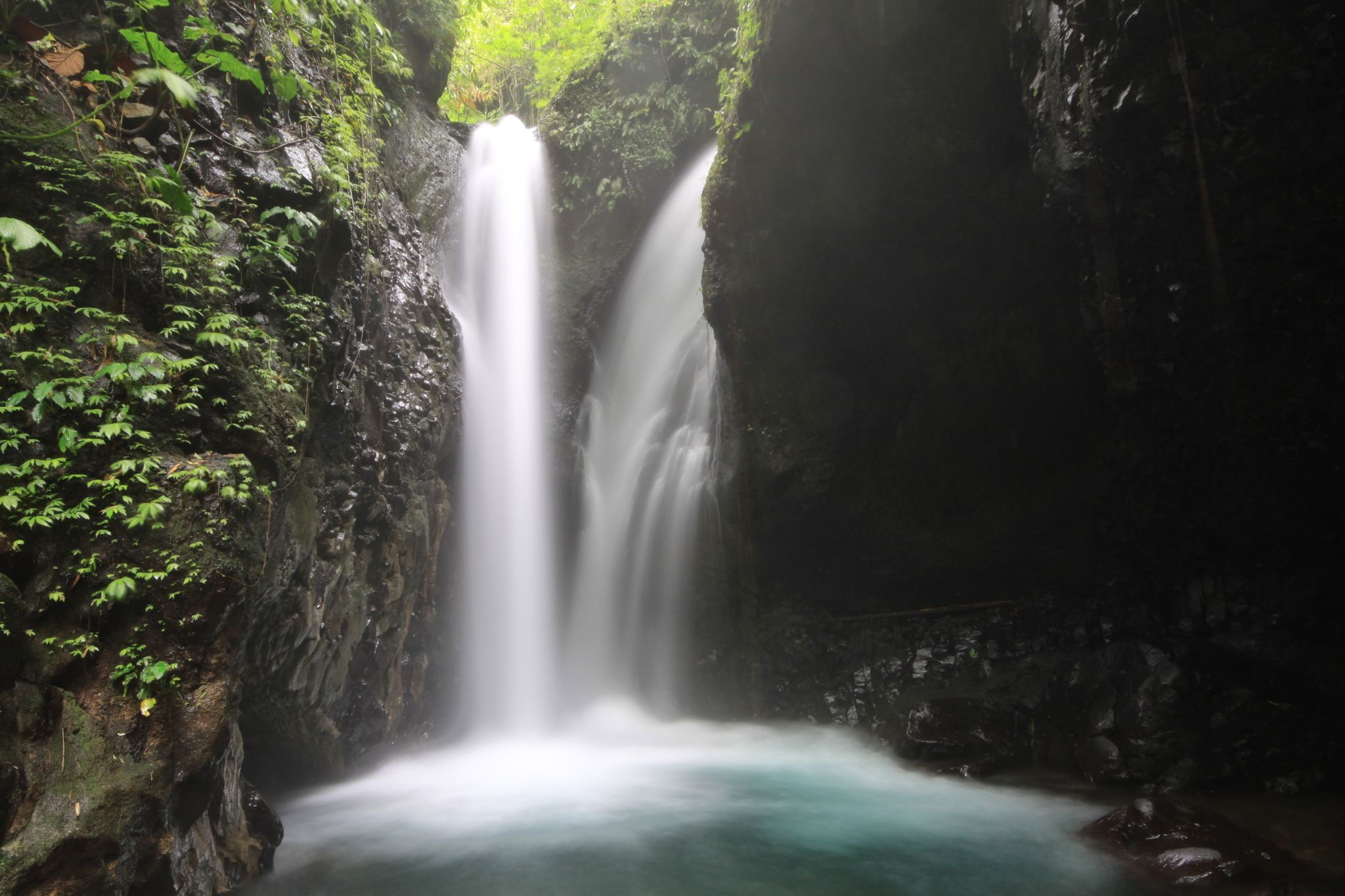 Gitgit waterfalls, Bali, Indonesia