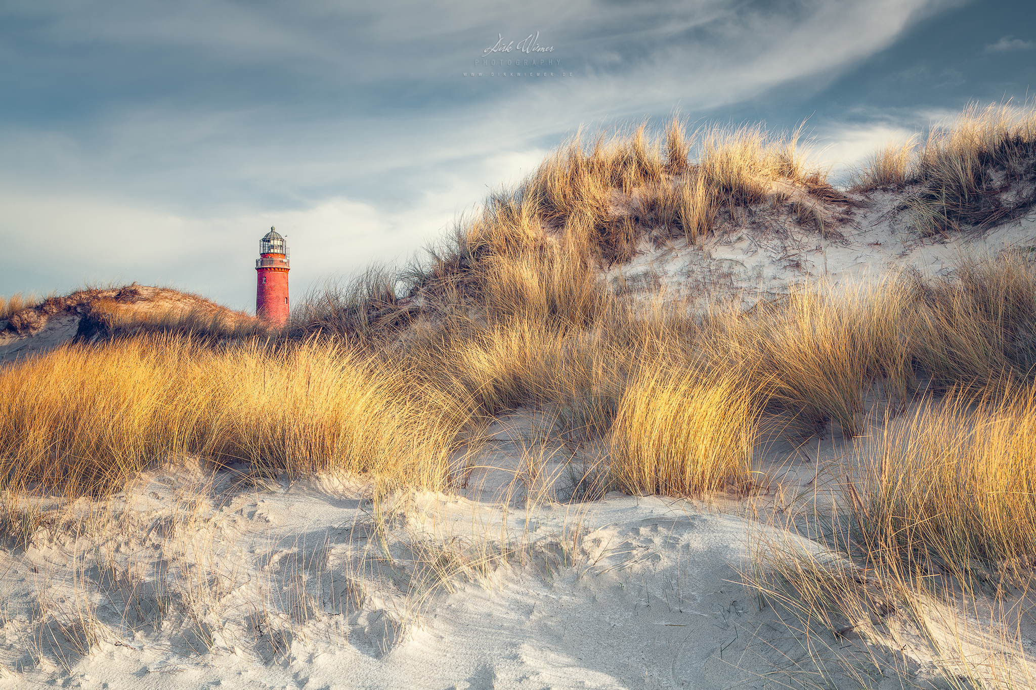 Lighthouse Darßer Ort, Germany