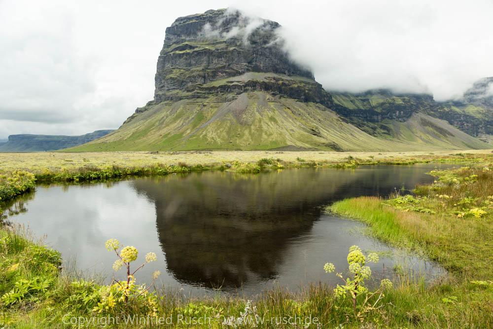 Lómagnúpu, Iceland