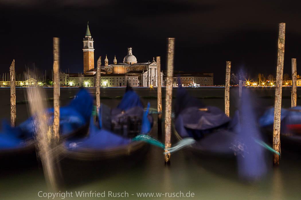 Markusplatz in Venedig, Italy