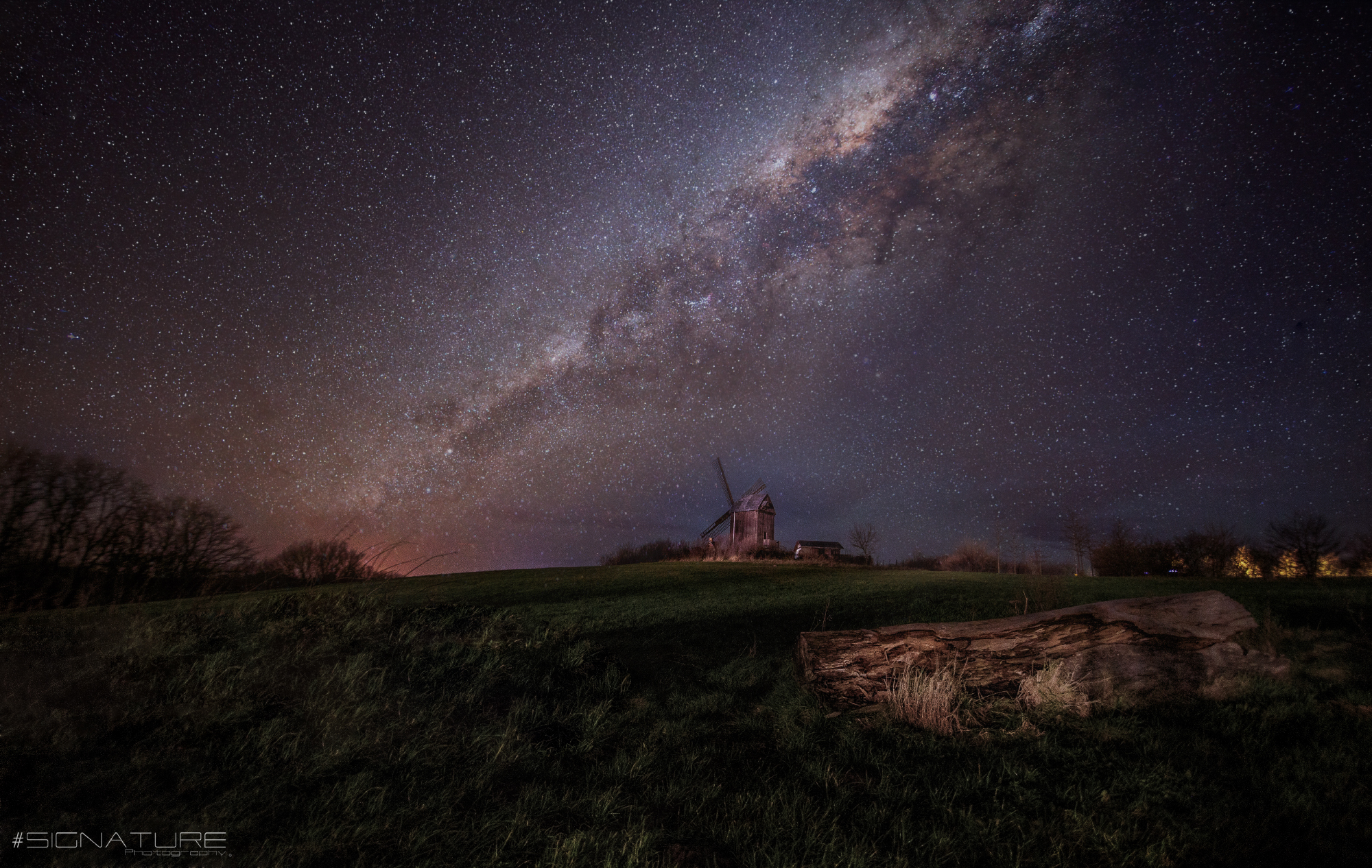 Milky Way over the Baltic Sea, Germany