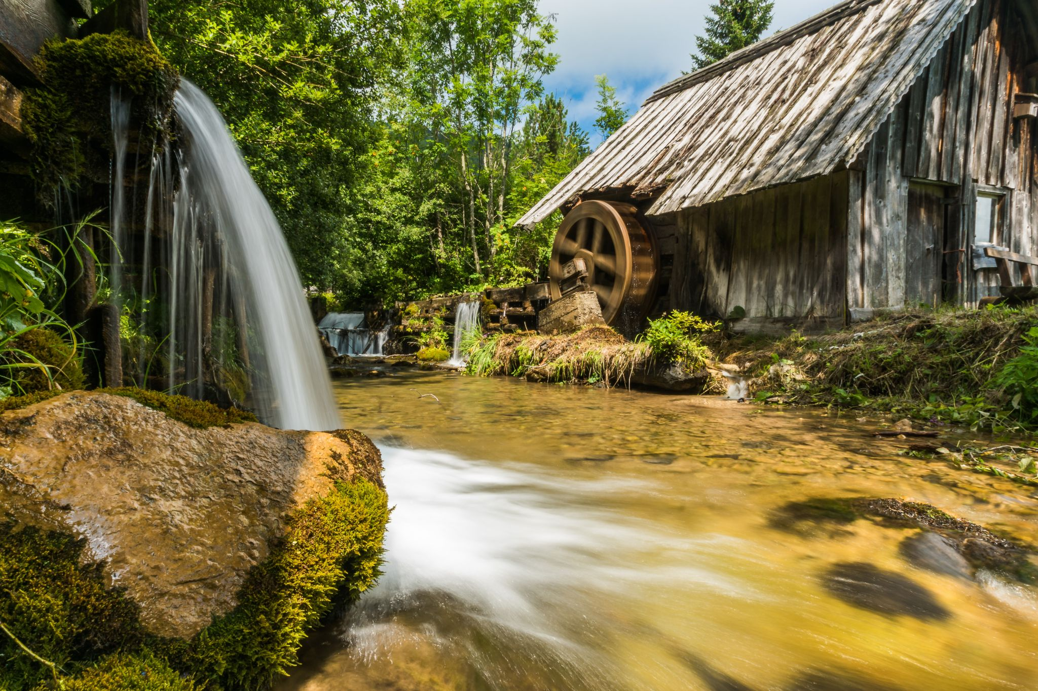 Mühle, Austria