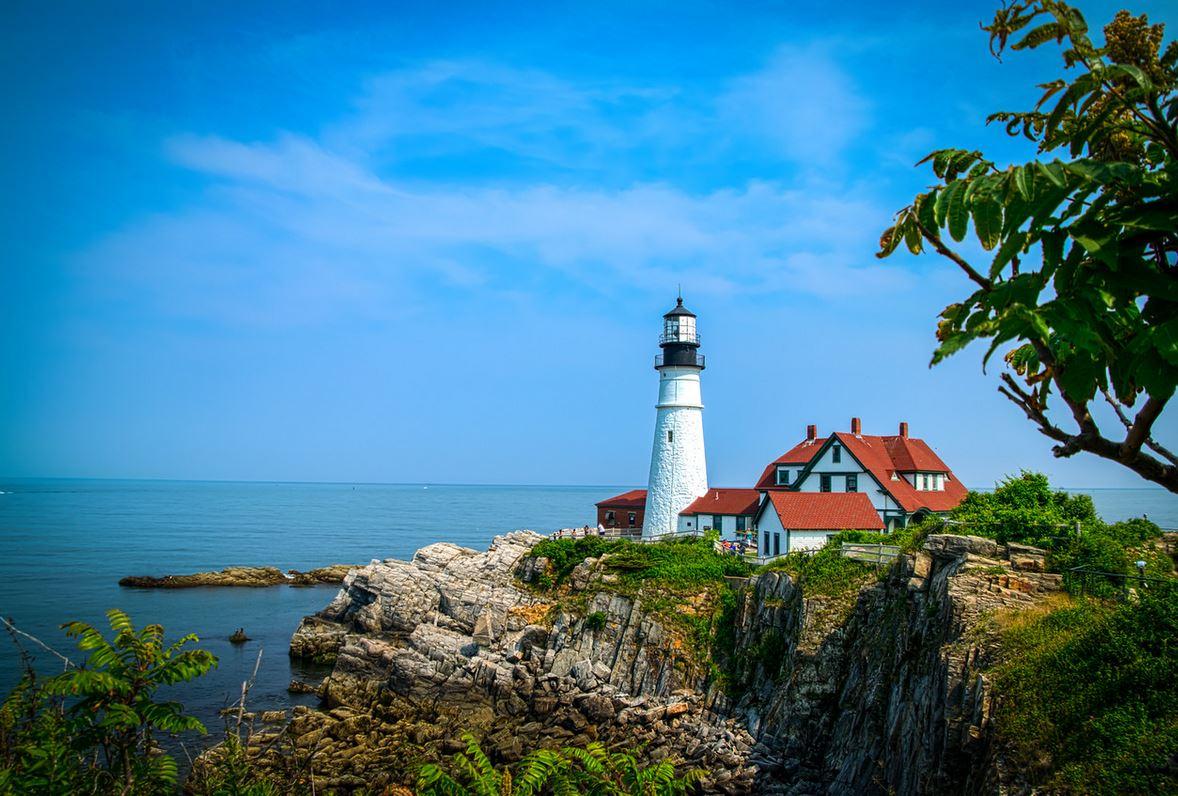 Portland Head Light House, USA