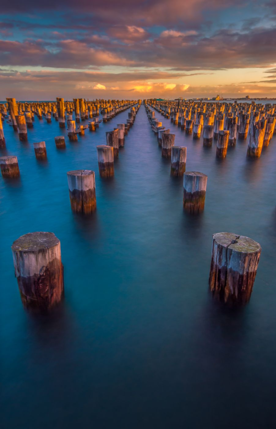 Princess Pier, Australia