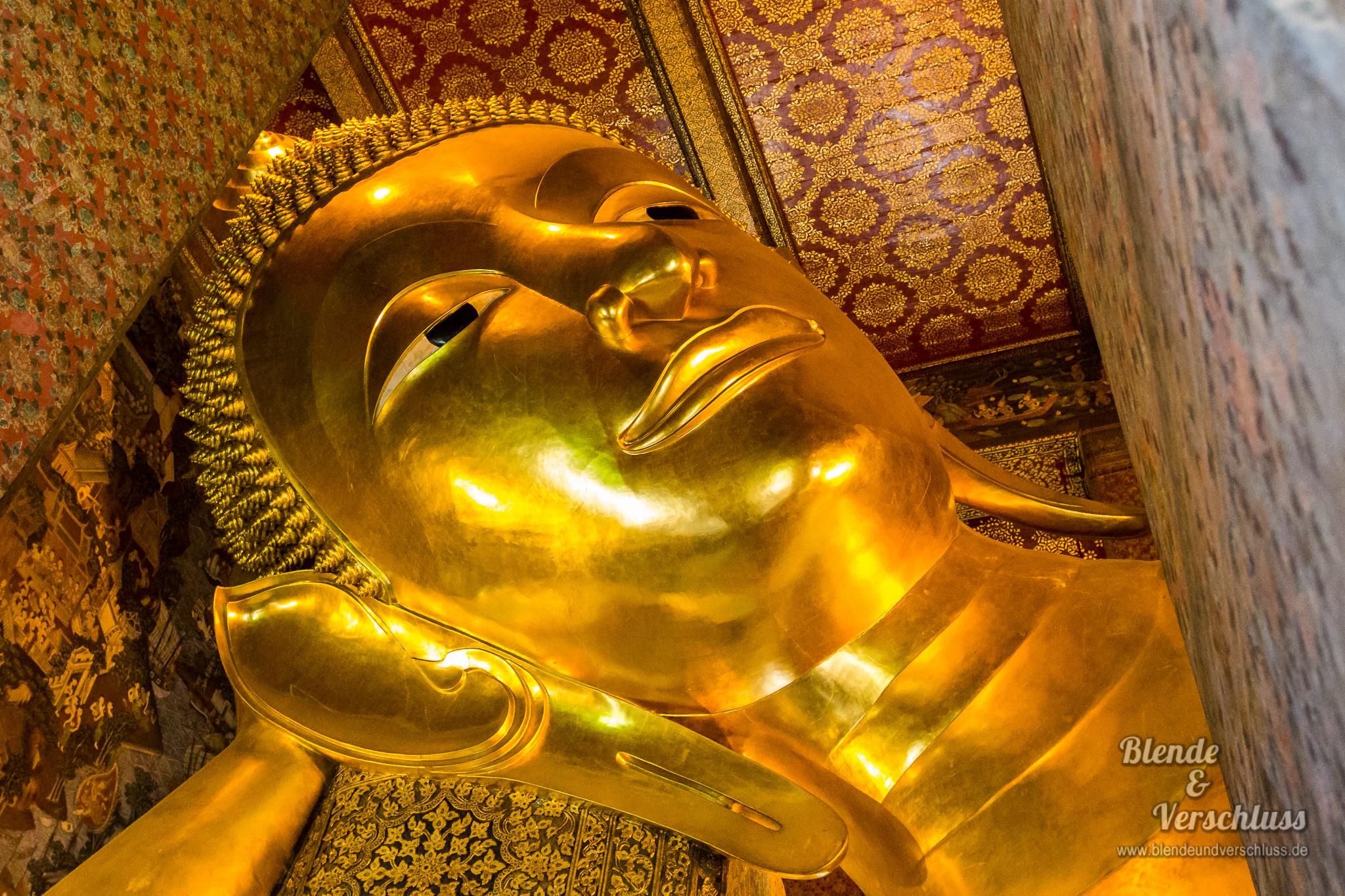 Reclining Buddha - Wat Pho, Thailand