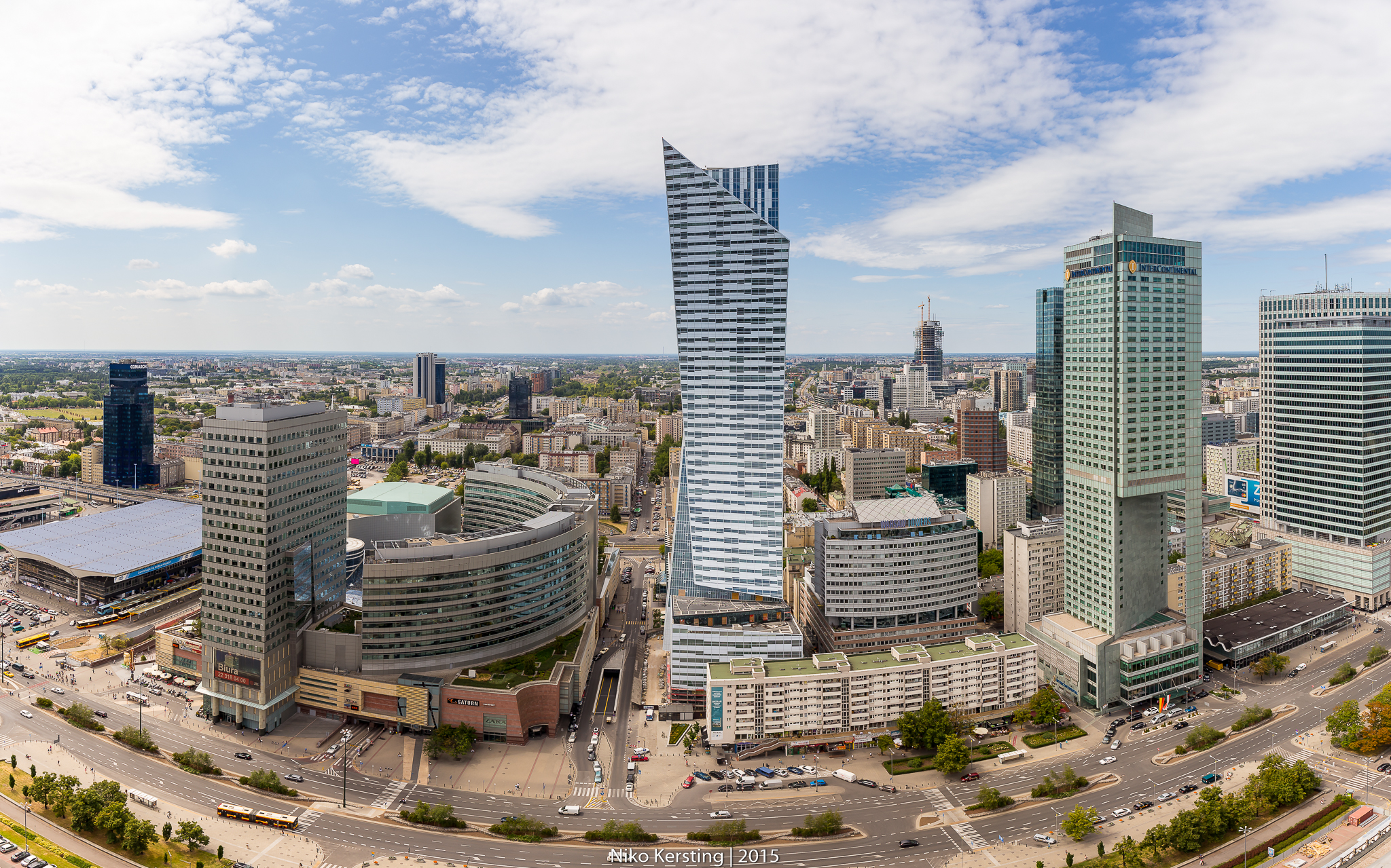 Warsaw Future City, Poland