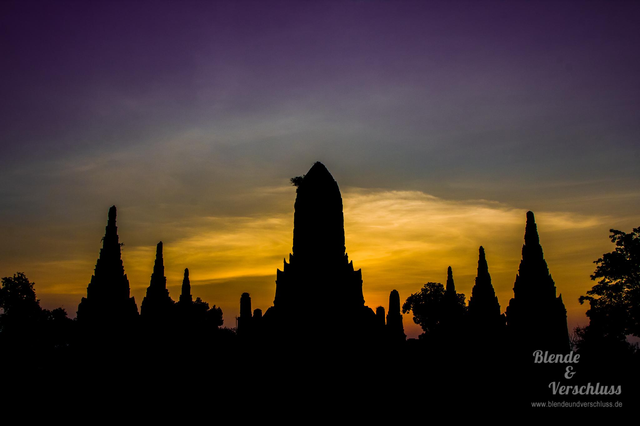 Wat Chai Watthanaram, Thailand