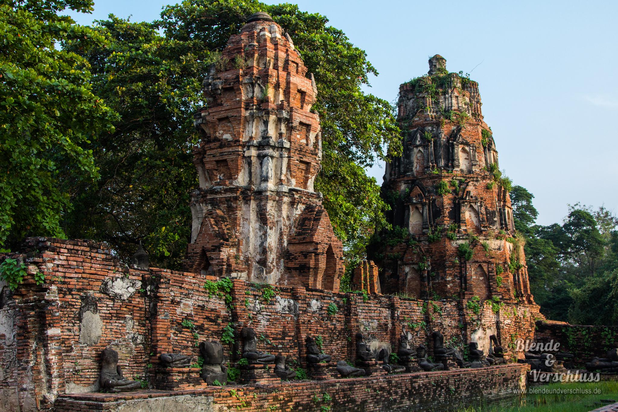 Wat Mahathat Ayutthaya, Thailand