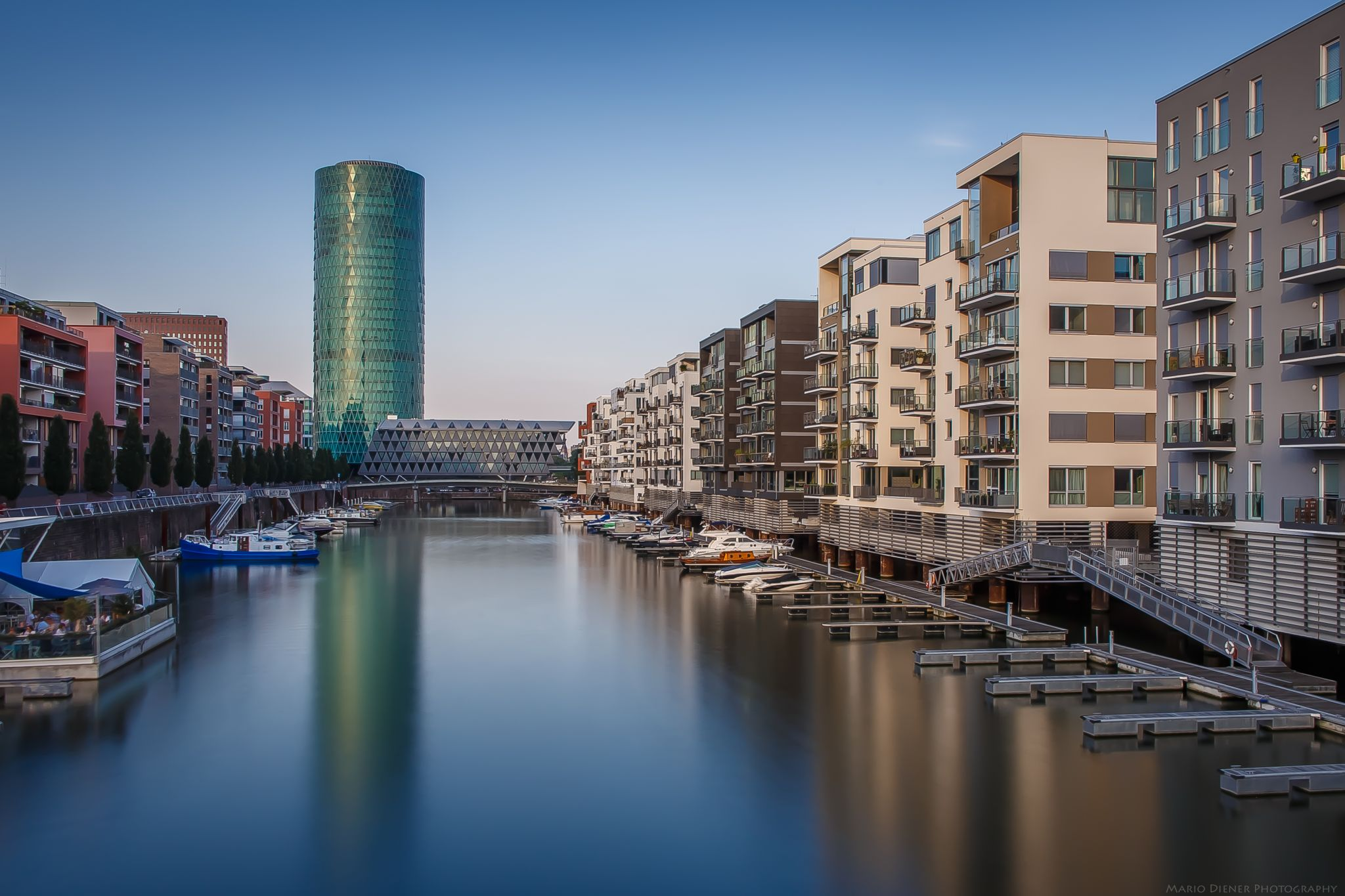 Westhafen Frankfurt, Germany