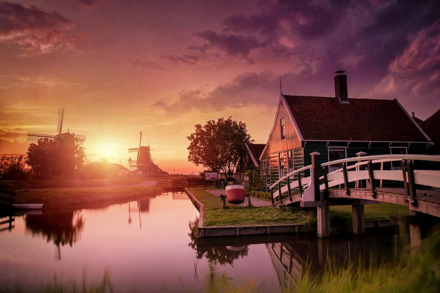 Славянские города Голландии