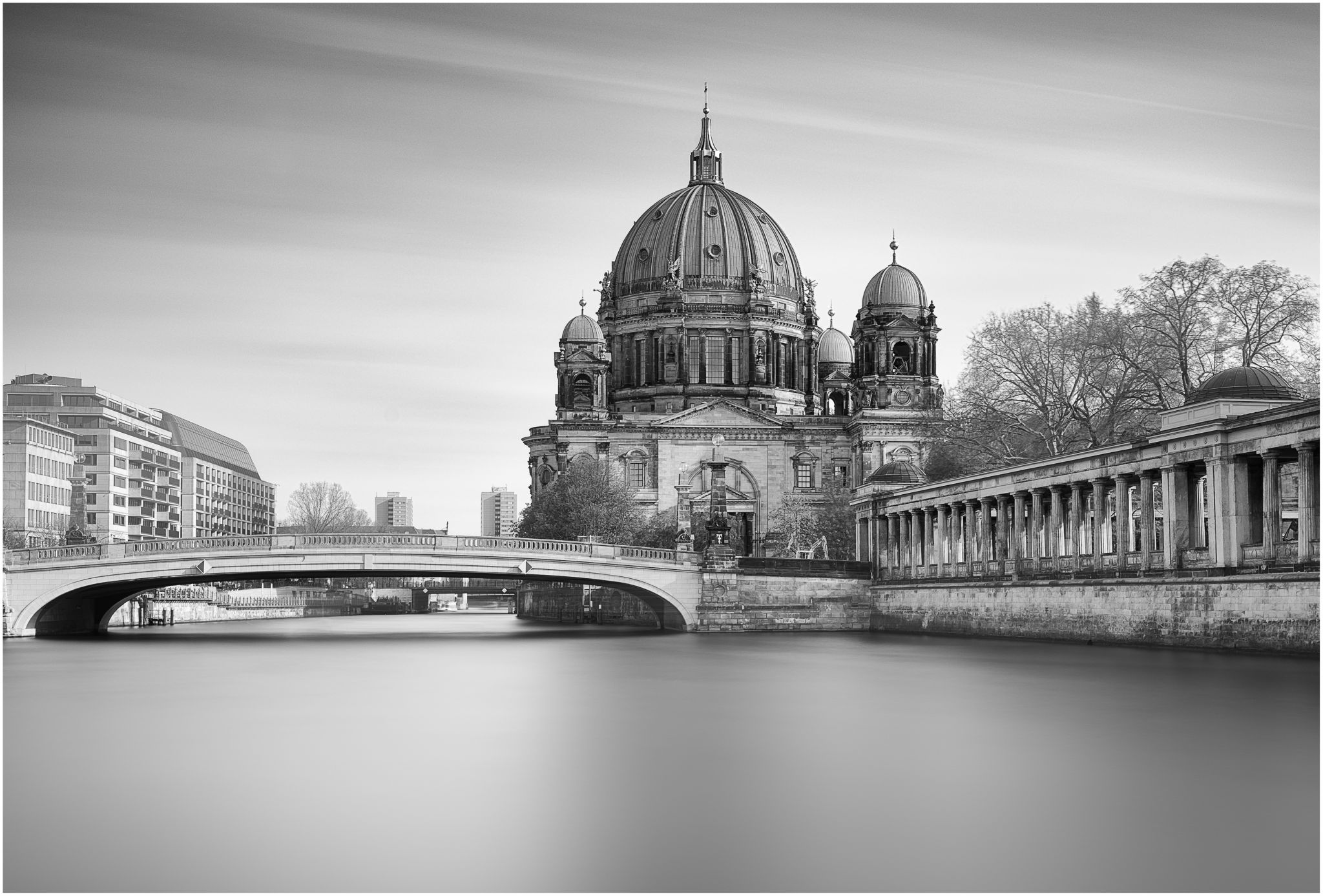 Berliner Dom, James Simon Park, Germany