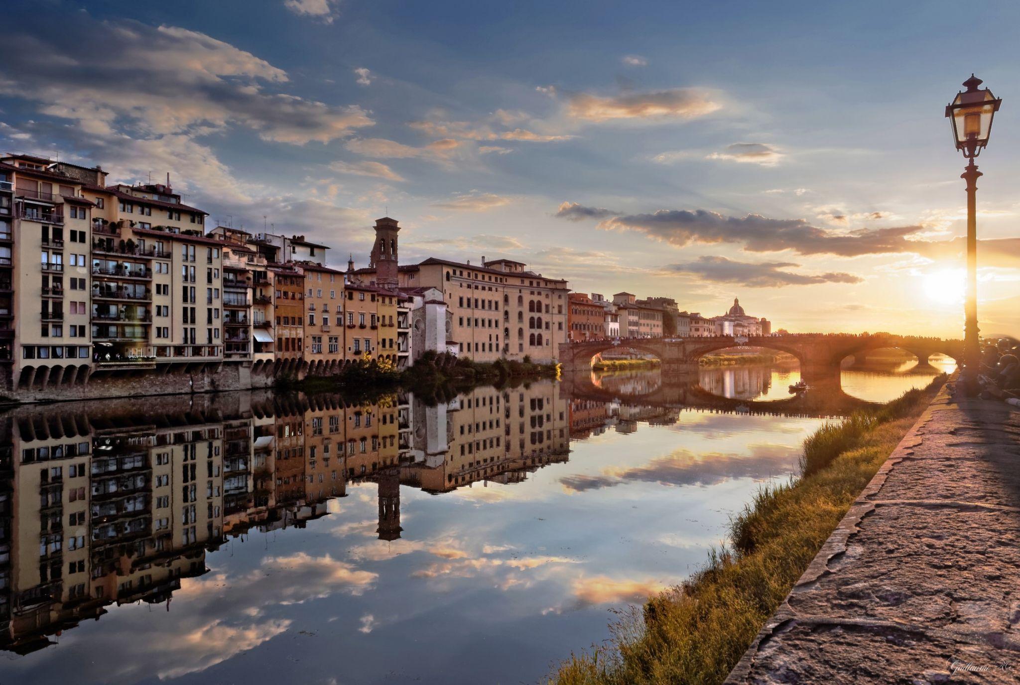 Firenze (Arno), Italy
