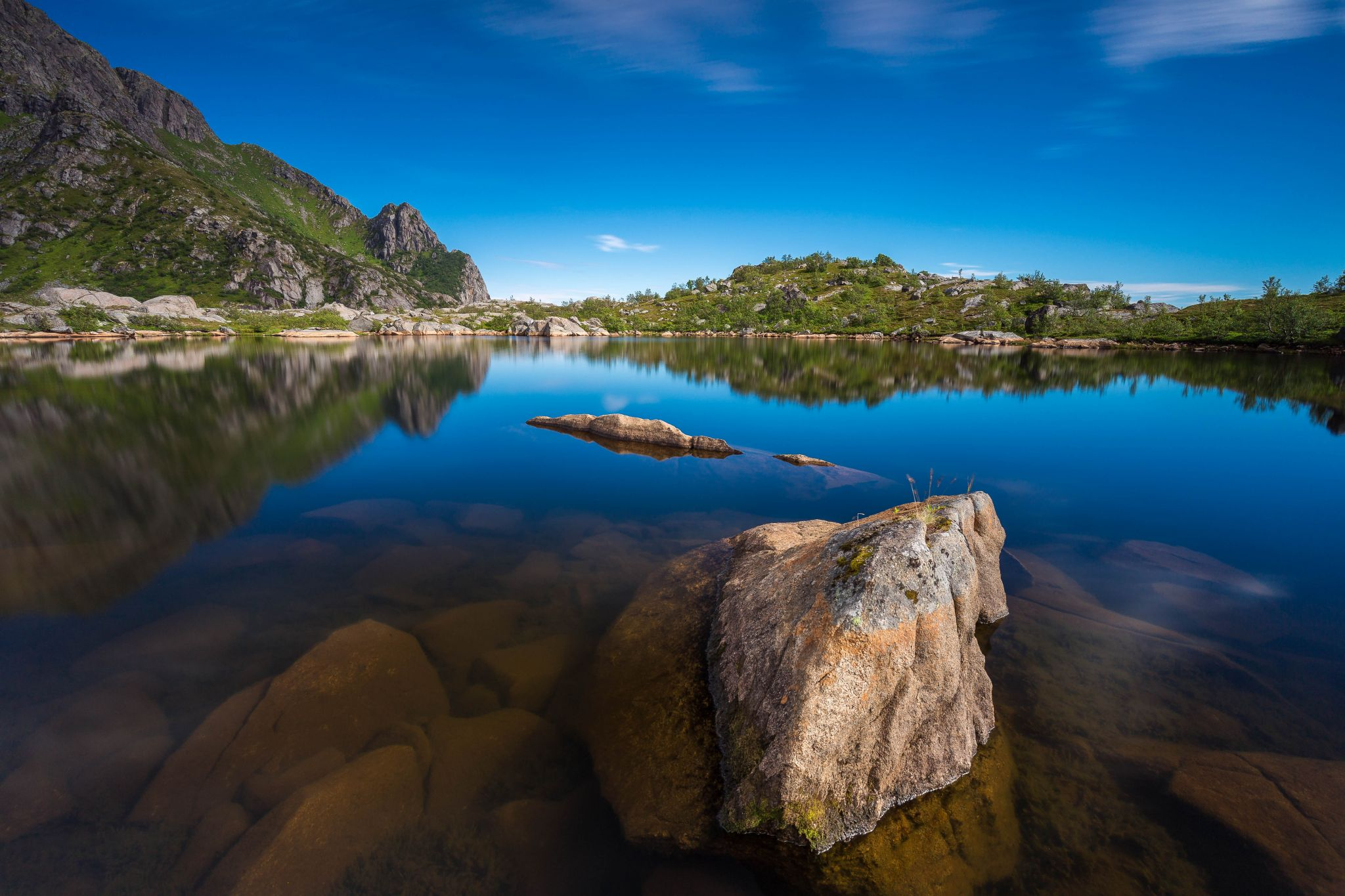 Heiavatnet, Norway