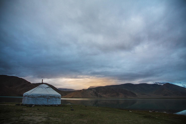 Karakulsee, Tajikistan