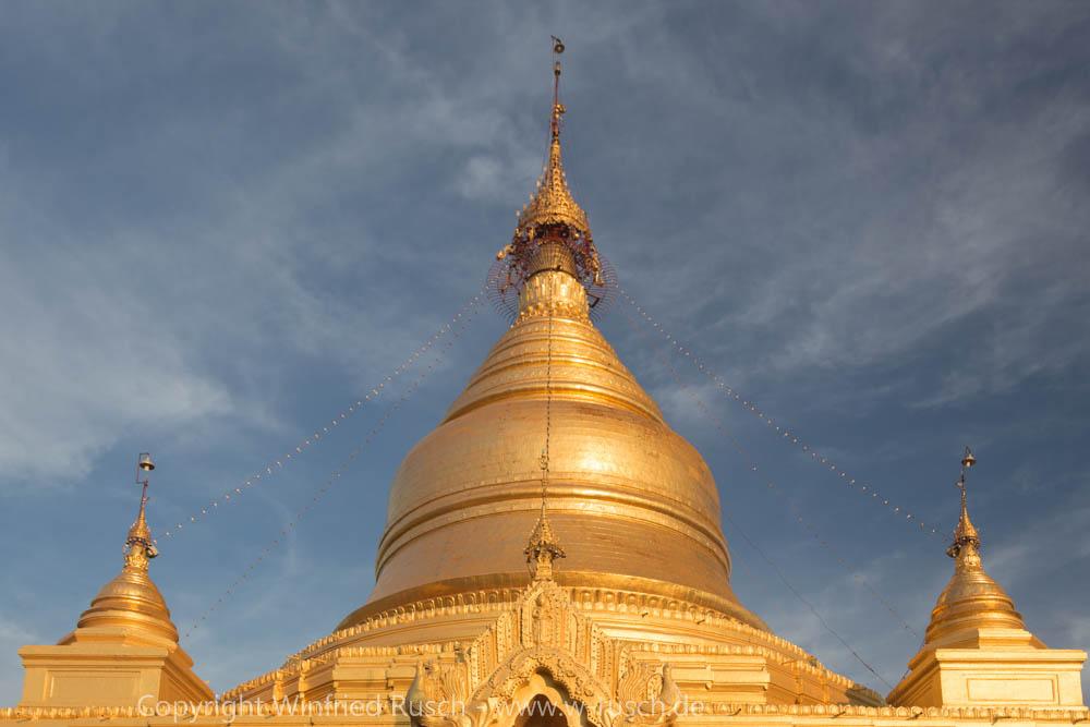 Kuthodaw-Pagode, Myanmar