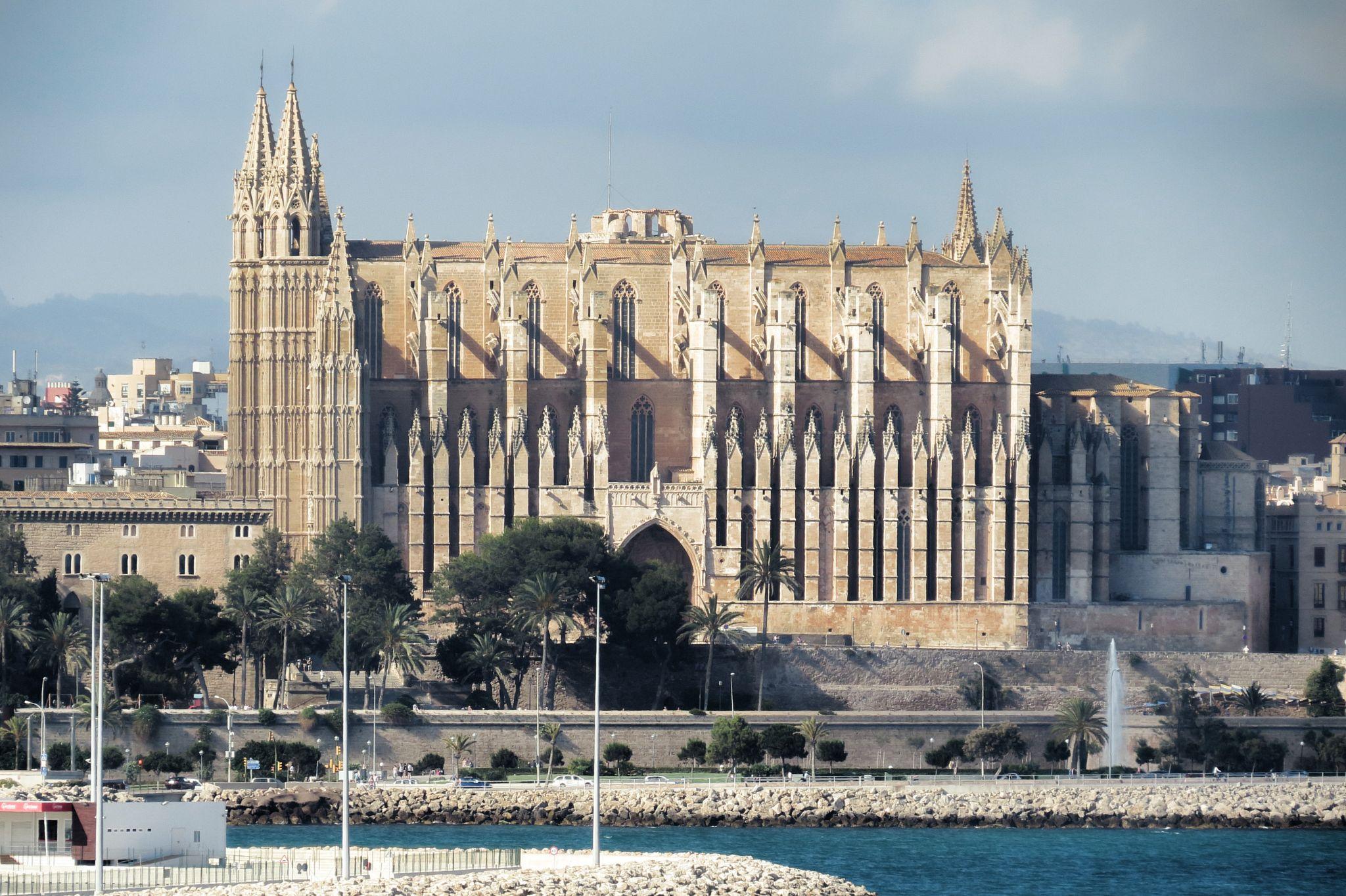Le Seu Cathedral, Palma de Mallorca, Spain