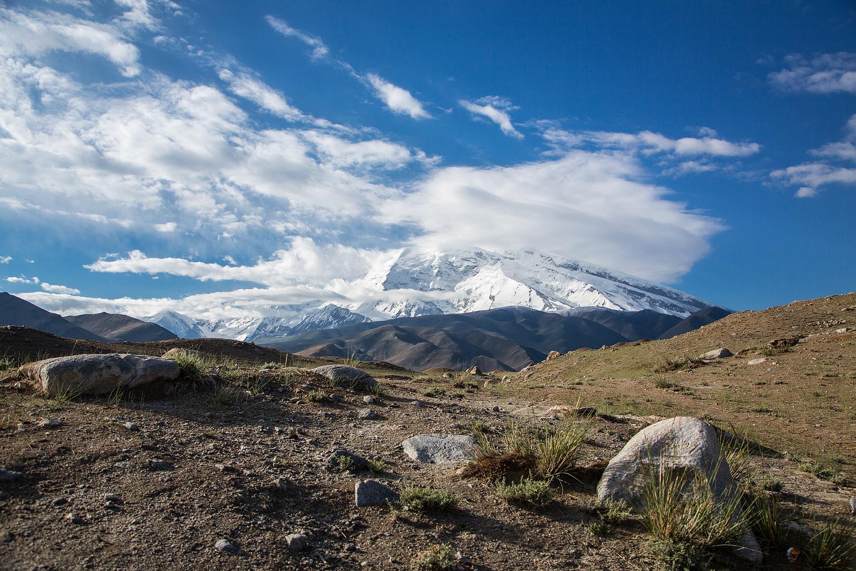 Muztagh Ata, Tajikistan