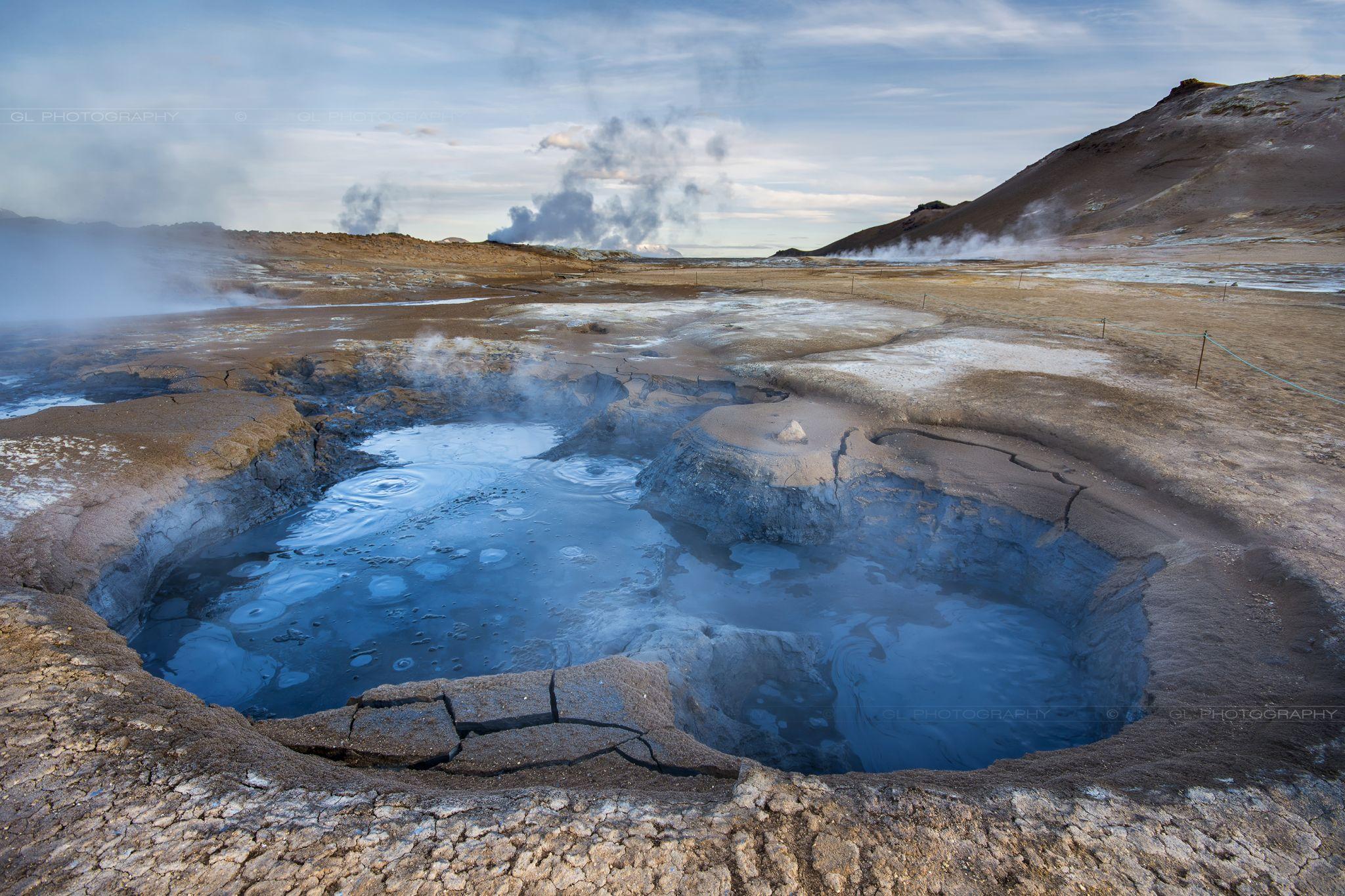 Námafjall Hverir, Iceland