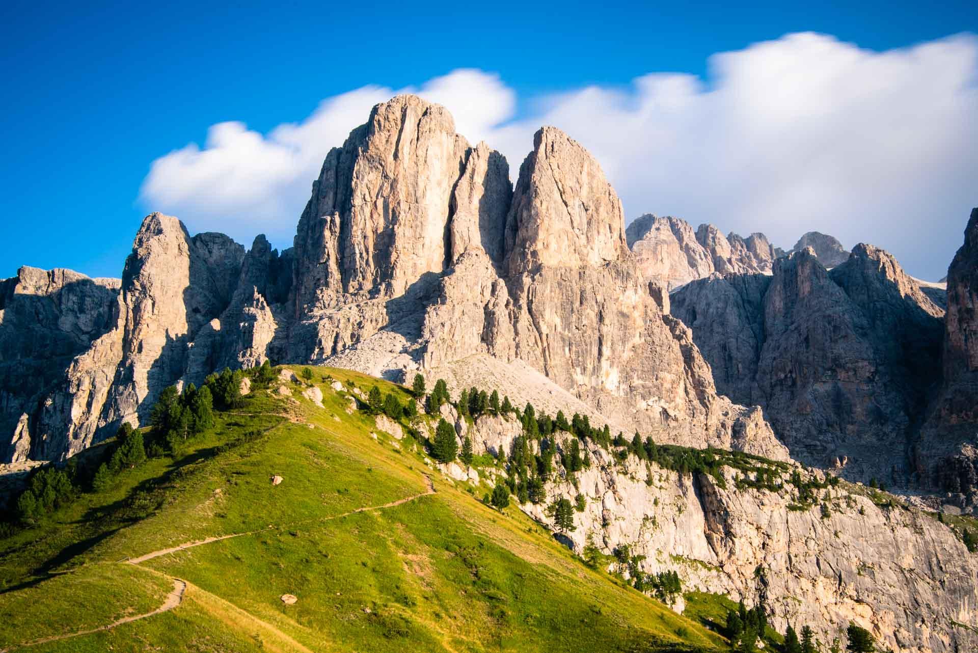 Passso di Gardena, Italy