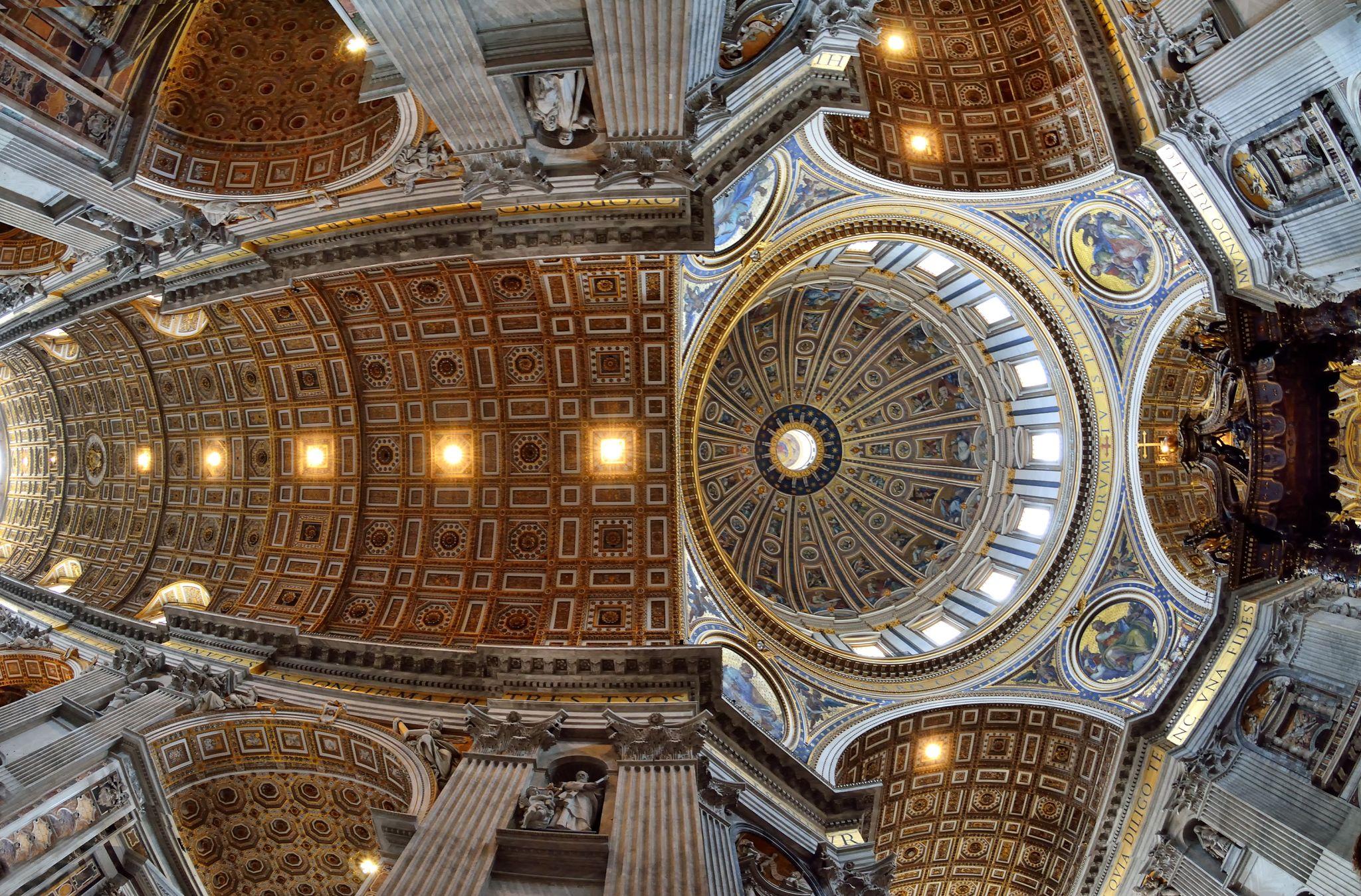 Petersbasilika, Vatican City State