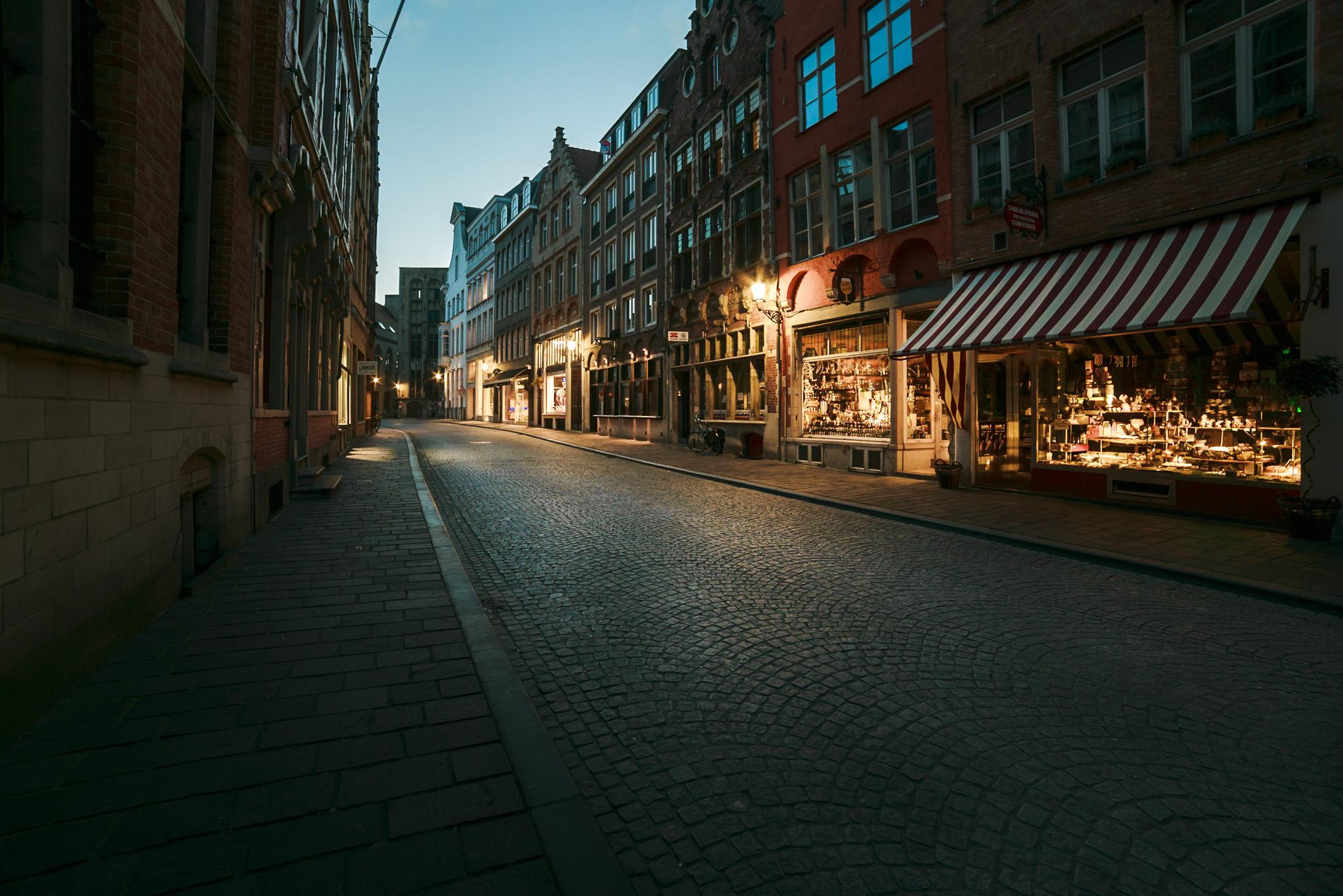 Side Road, Belgium