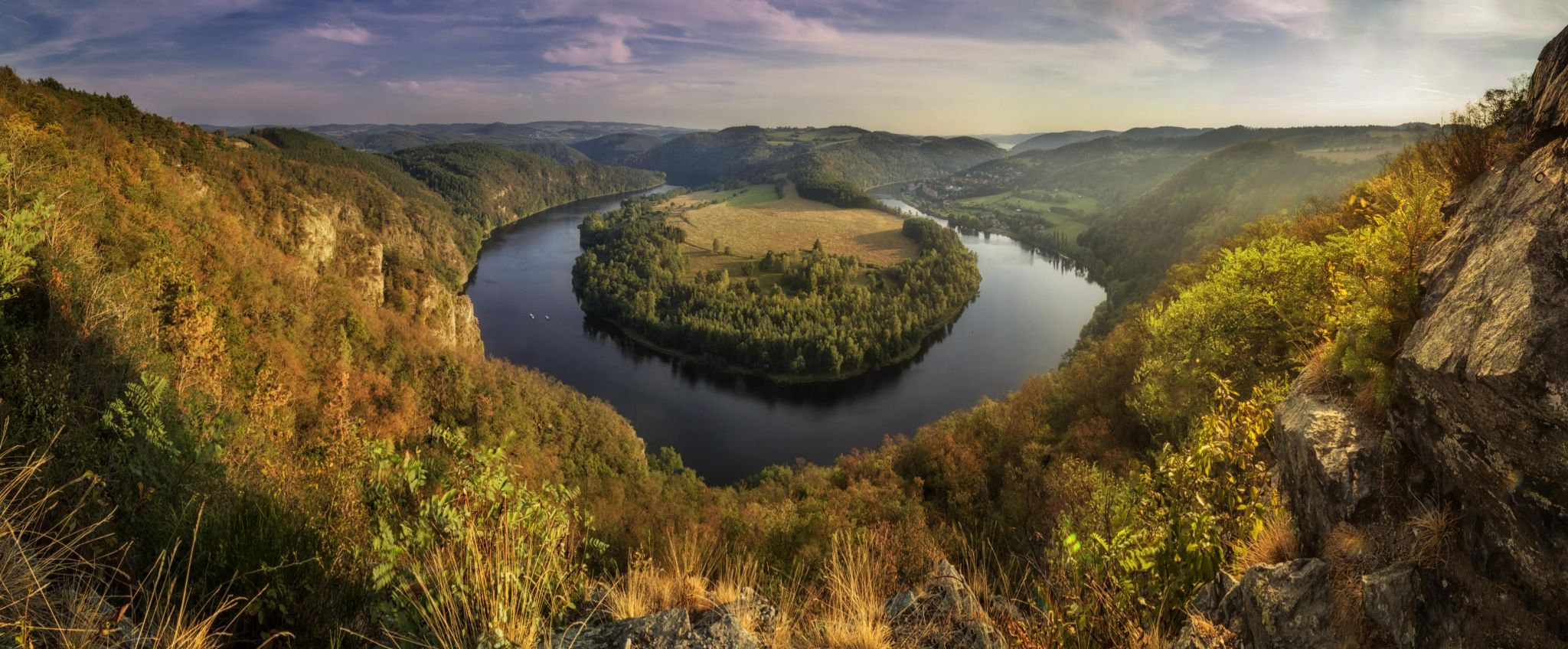 Solenice horseshoe, Czech Republic