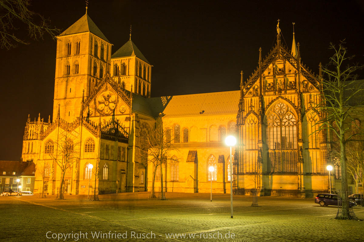 St. Paulusdom in Münster, Germany