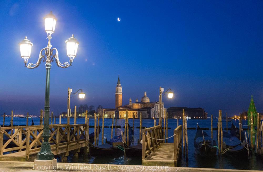 Venedig am Morgen, Italy