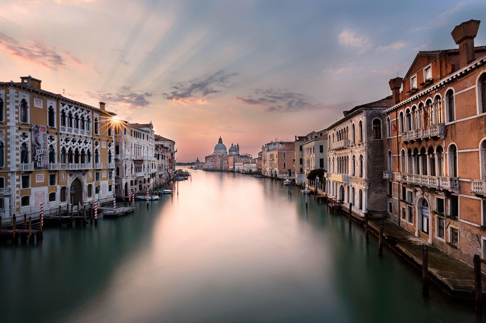 Venice Daybreak, Italy