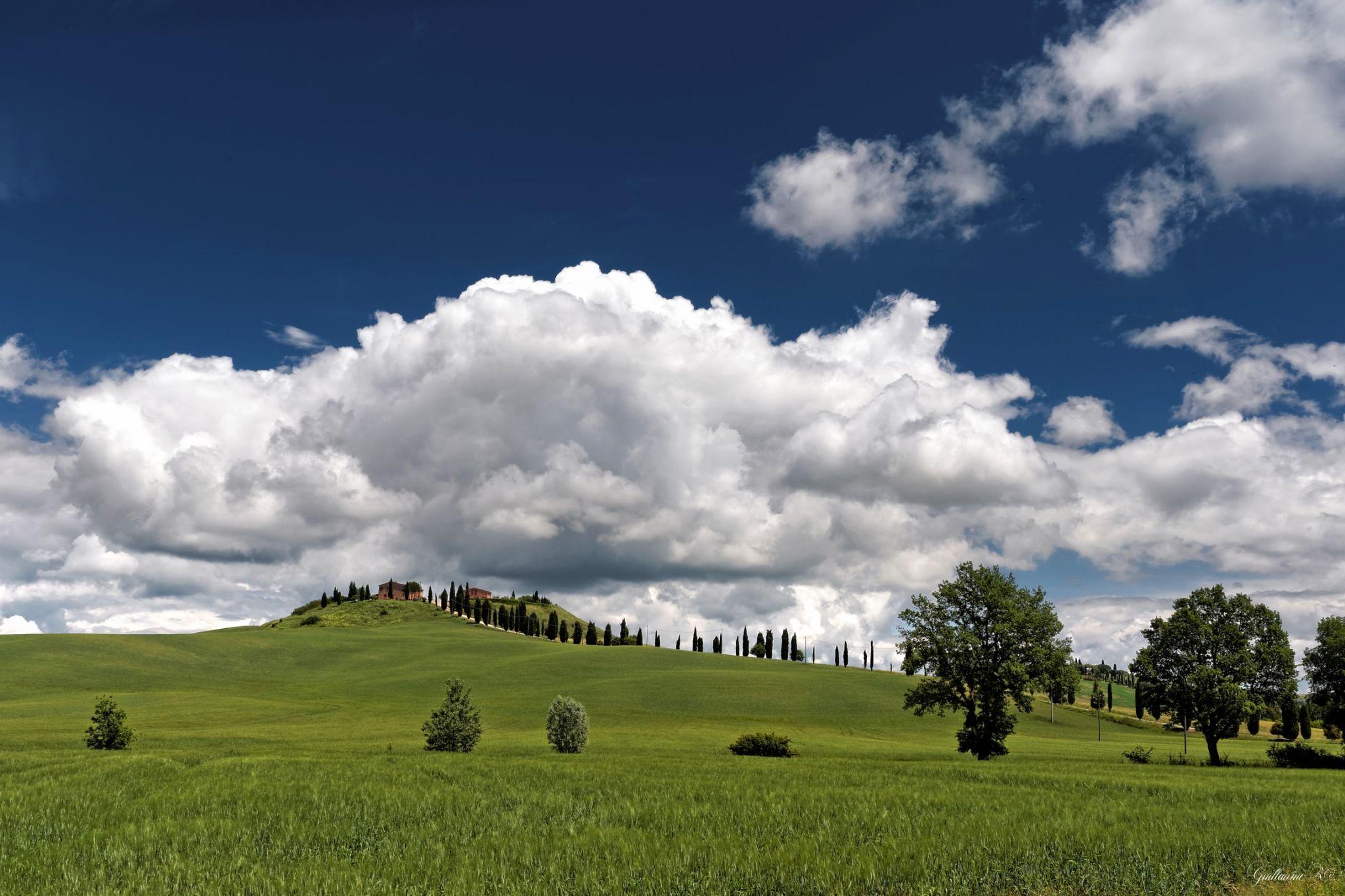 Villa Val d'Orcia, Italy