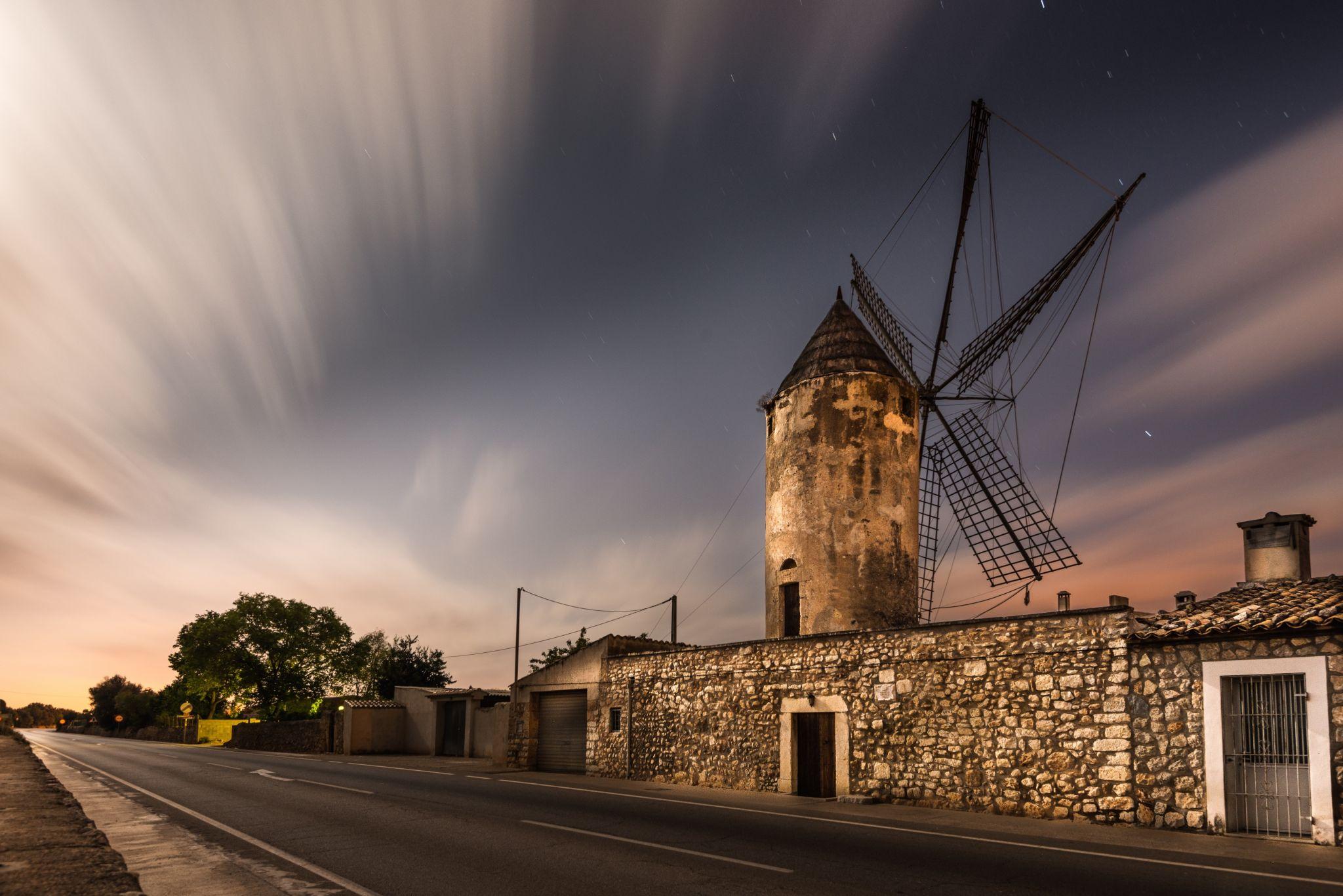 Windmill, Spain