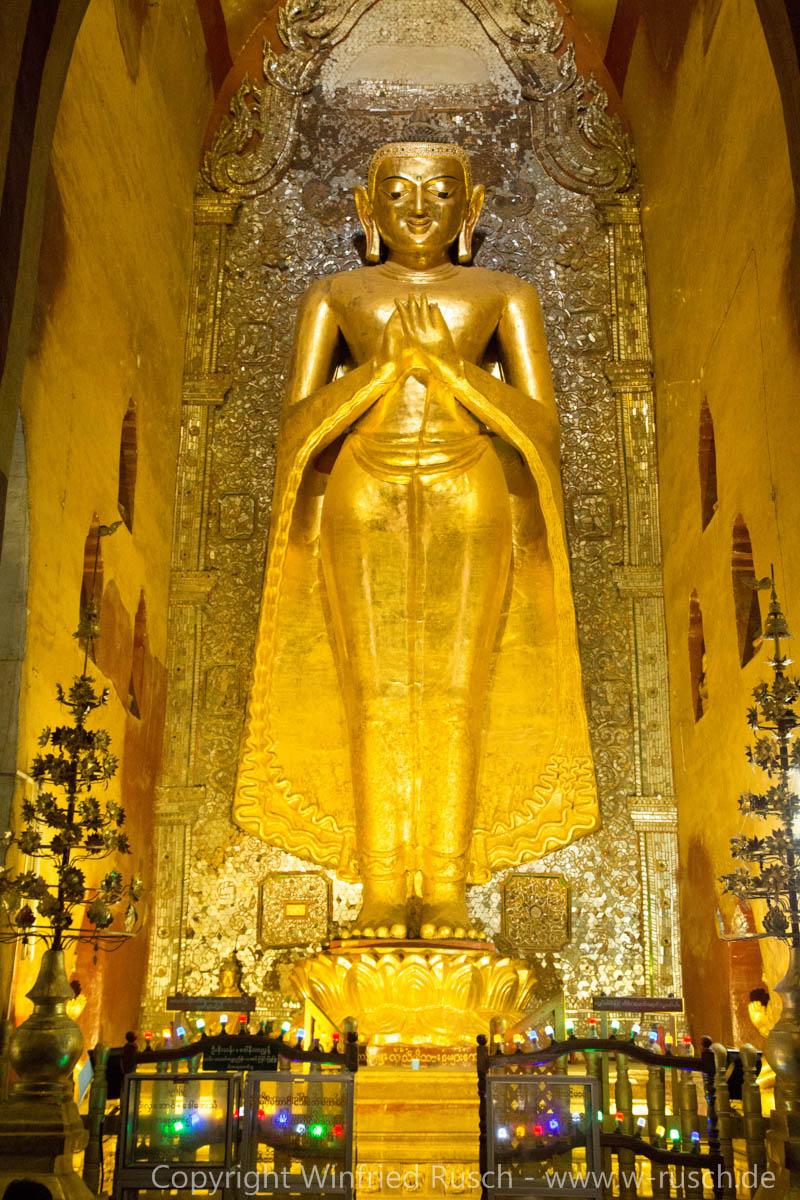 Ananda-Temple, Bagan, Myanmar