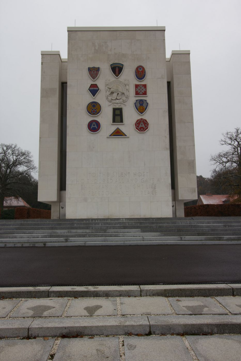 Ardennes American Cemetery and Memorial, Belgium