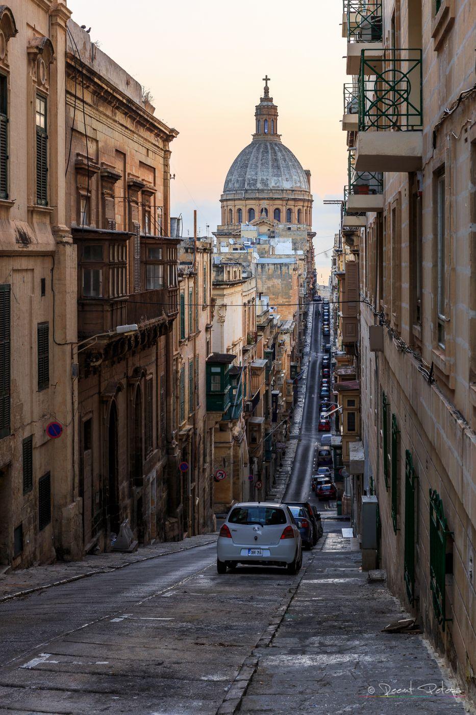 Basilica of Our Lady of Mount Carmel, Malta