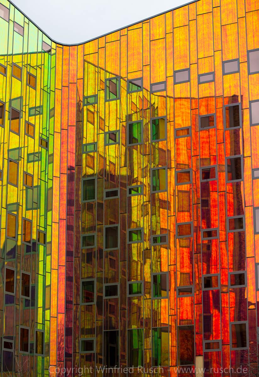 Bürogebäude in Deventer, Netherlands
