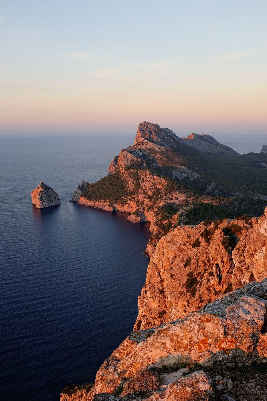 Cap de Formentor / Formentor peninsula, Spain