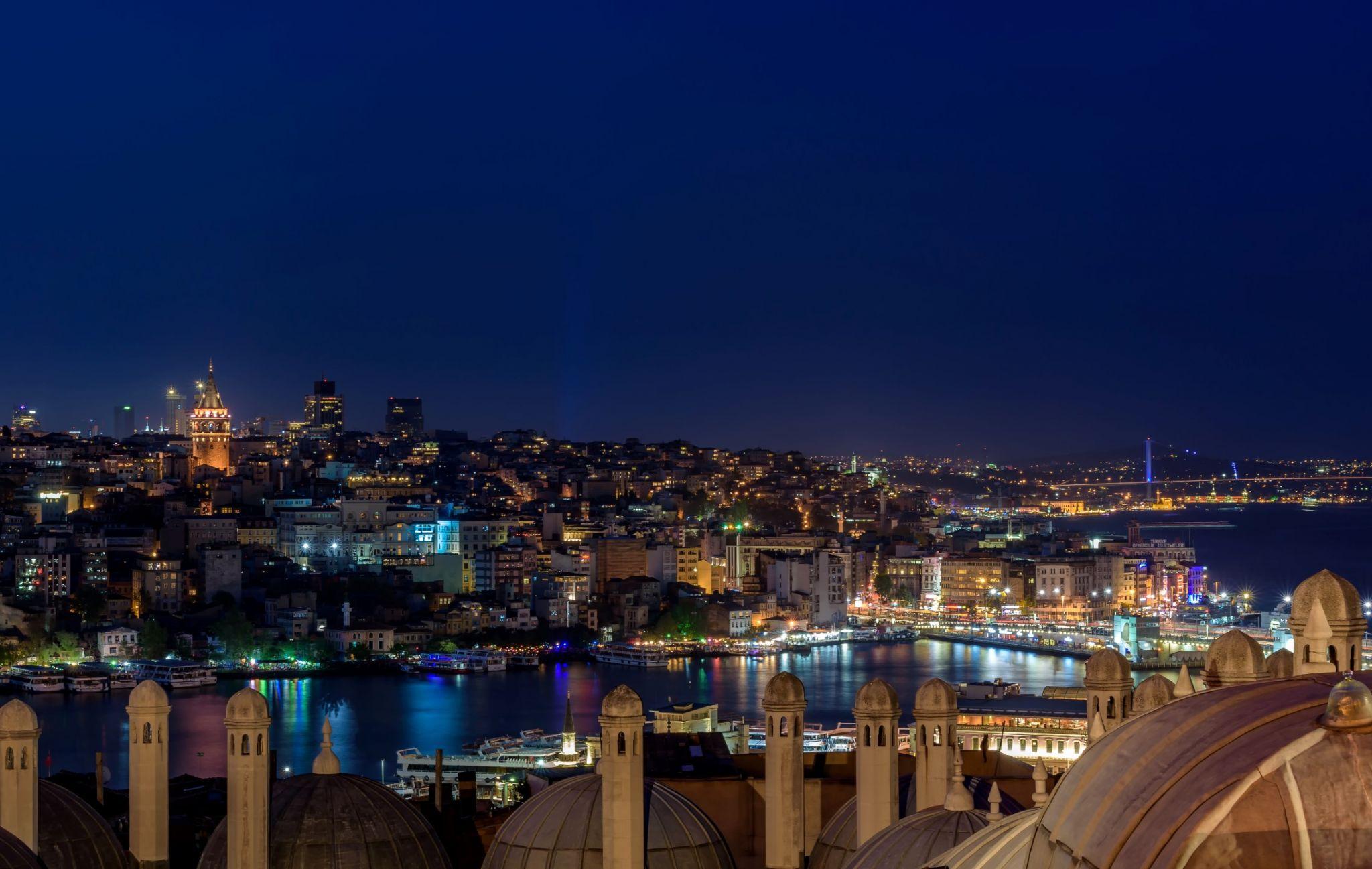 Istanbul blue, Turkey