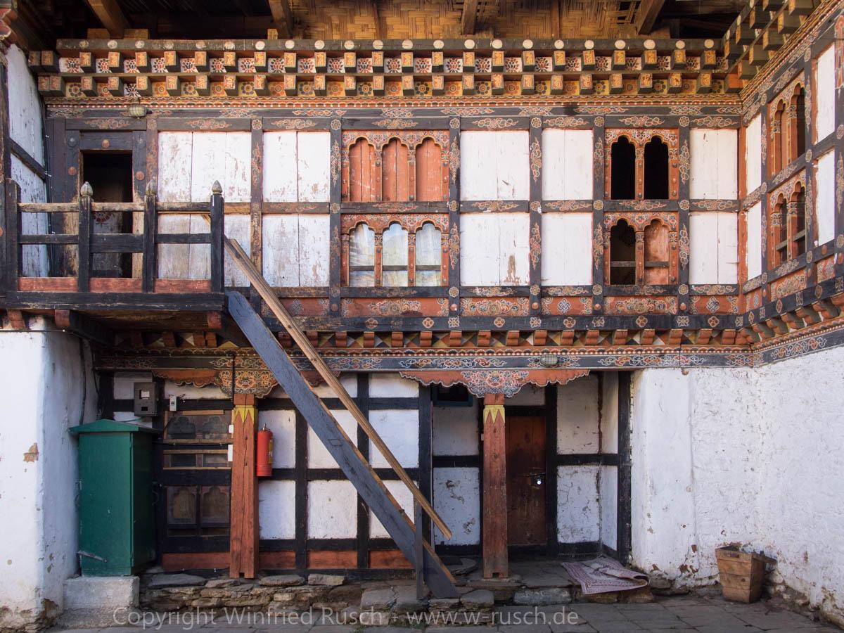 Jampa-Lhakhang, Bhutan