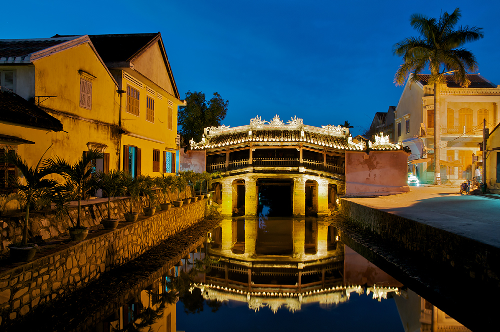 Japanese Covered Bridge, Vietnam