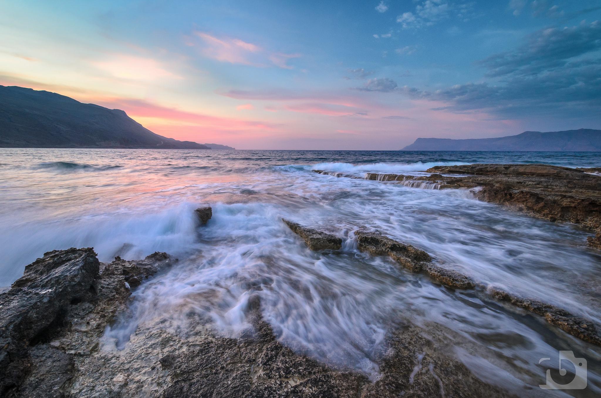 Kissamos Bay, Greece