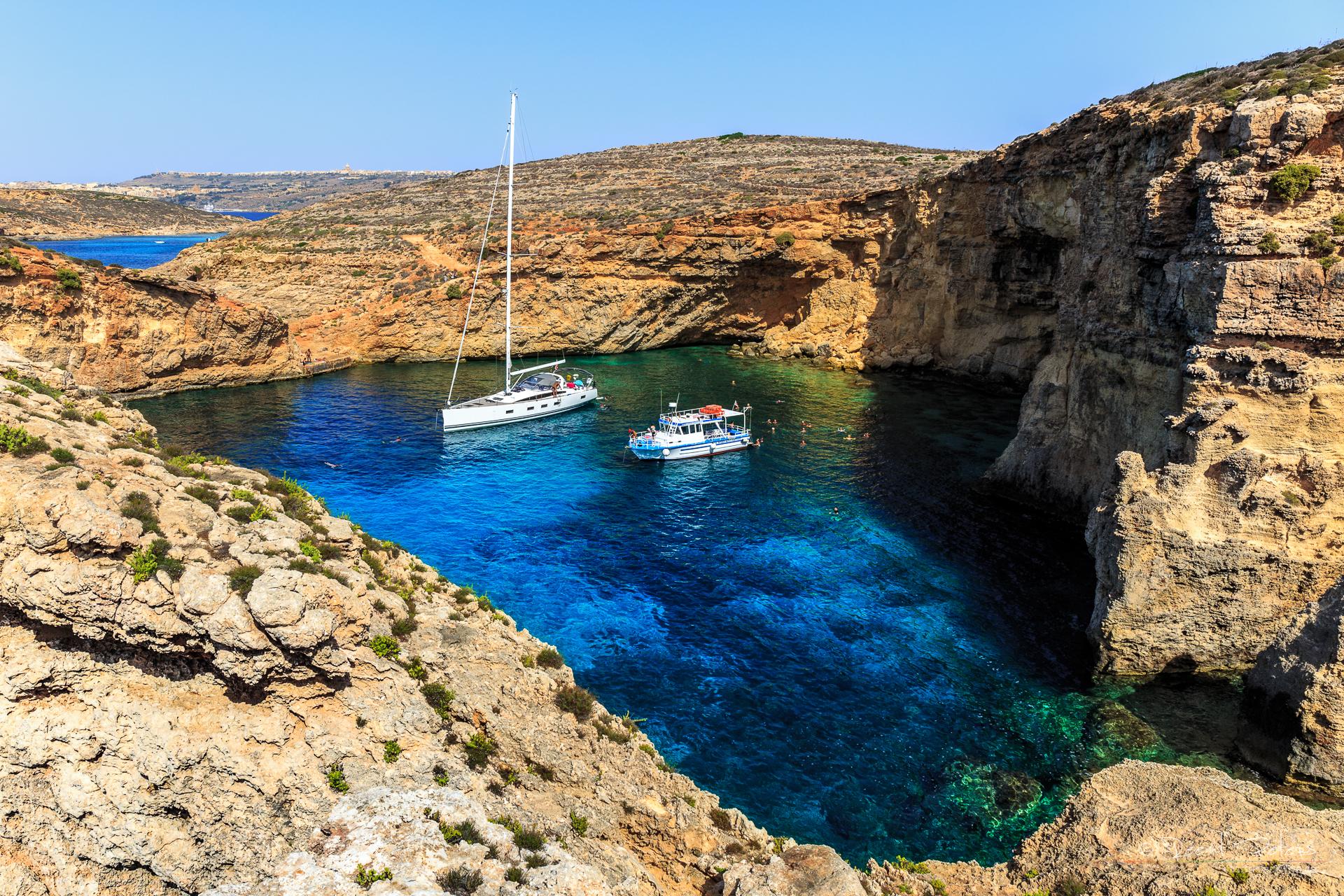 Little Lagoon, Malta