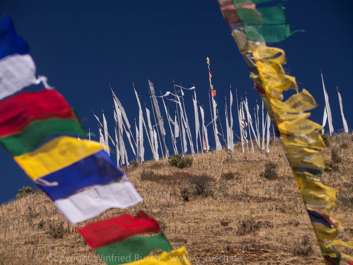 Pele-la-Pass, Bhutan