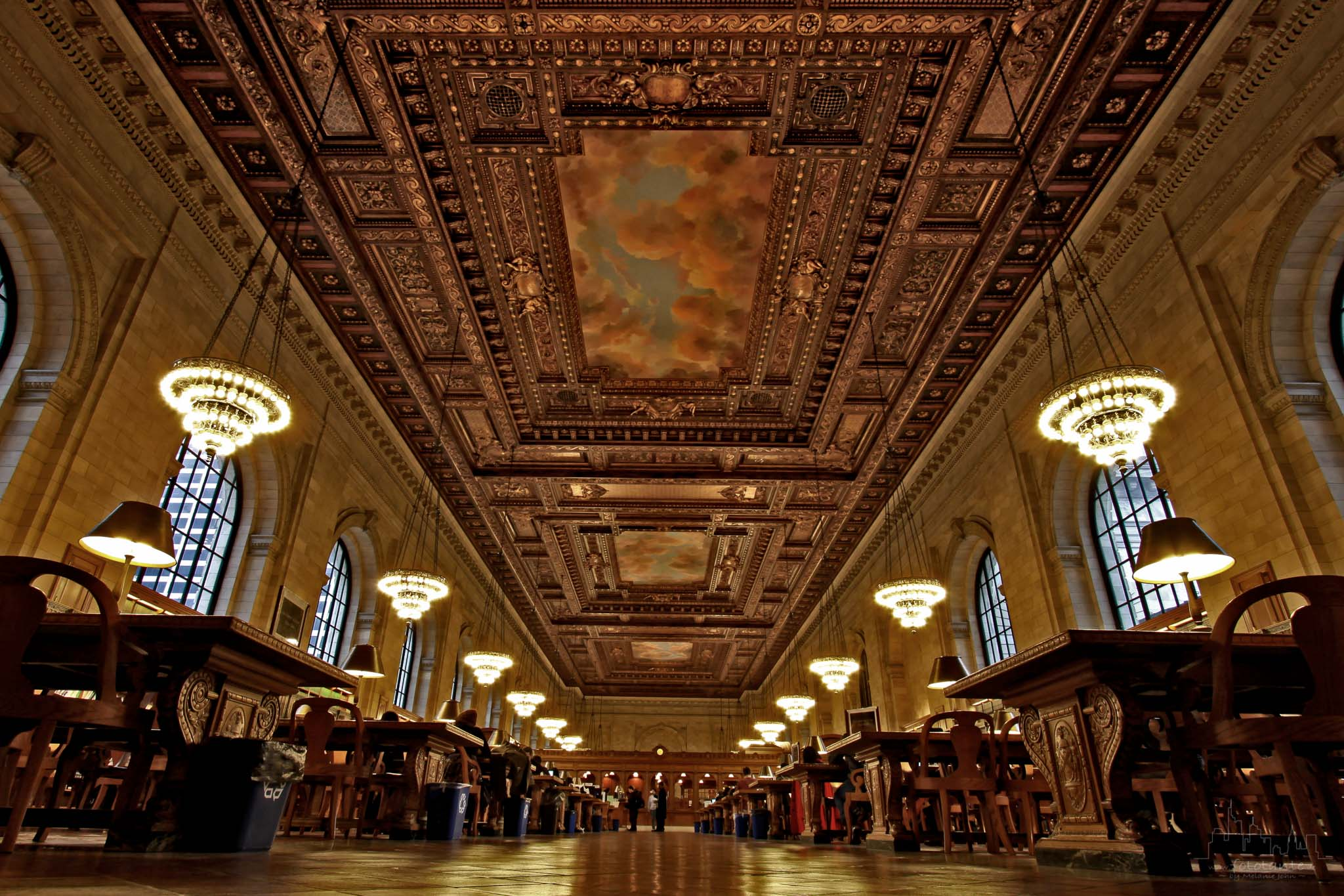 Public Library, USA