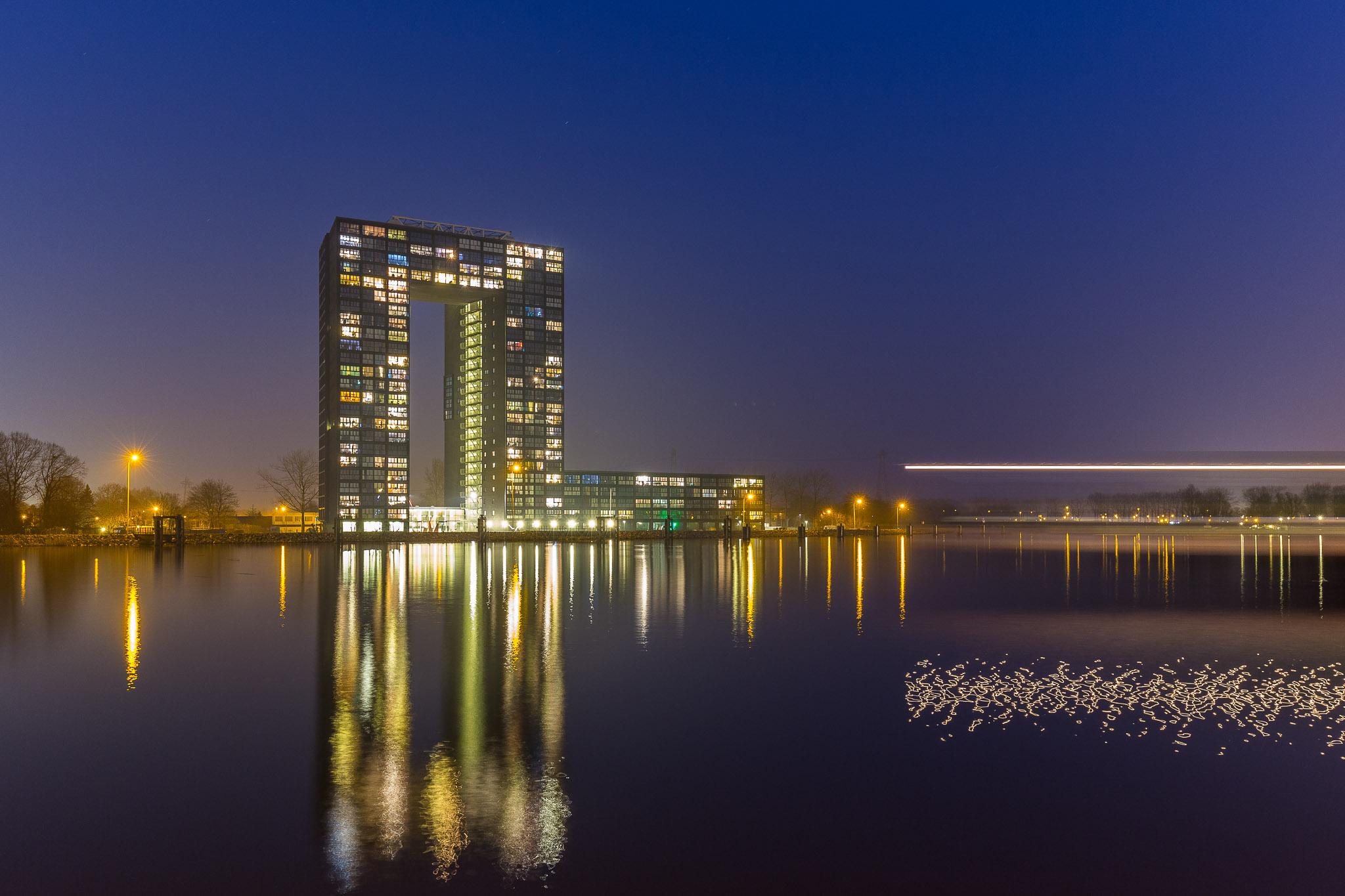 'U' Building Groningen, Netherlands