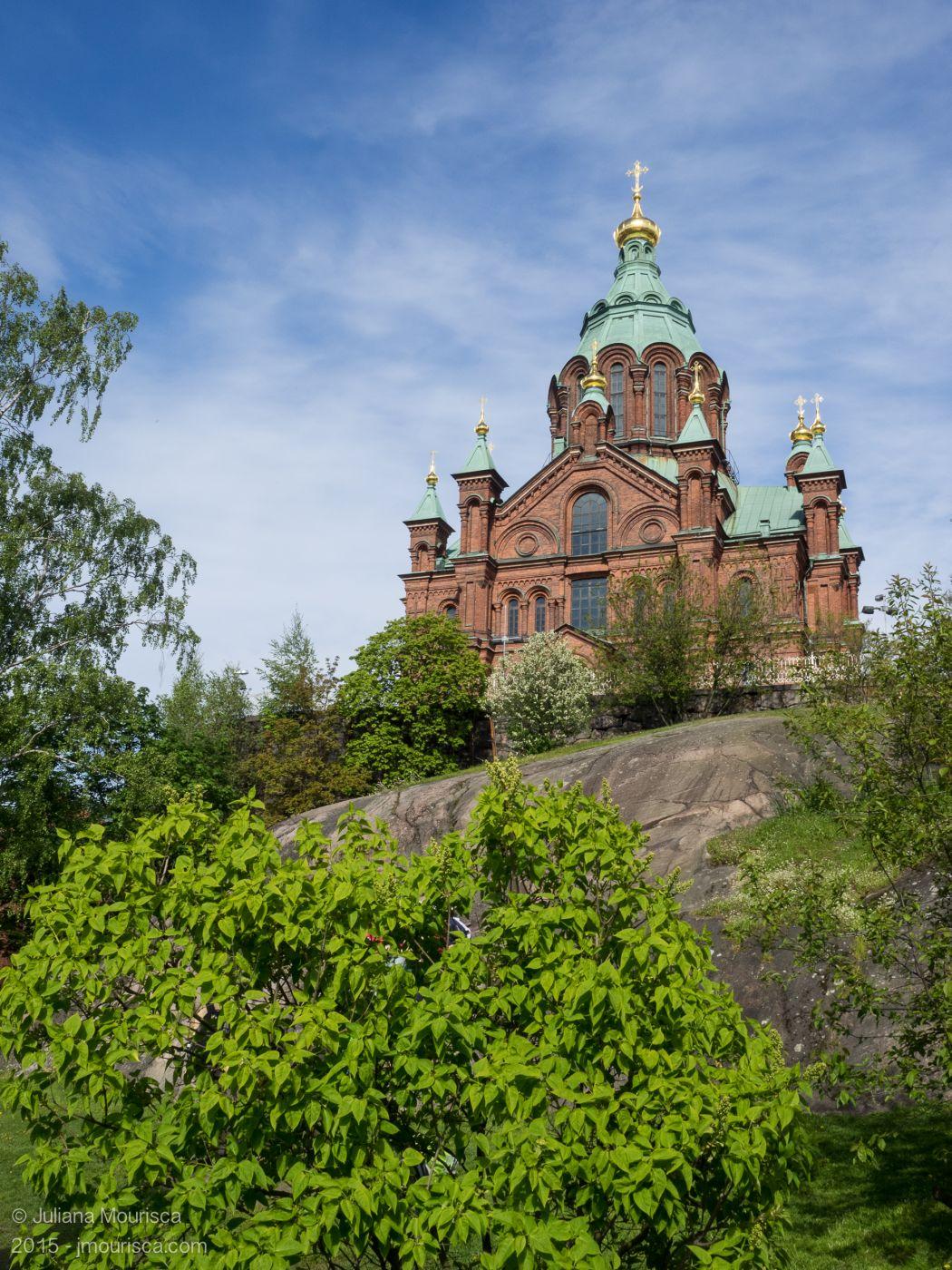 Uspenski Cathedral, Finland