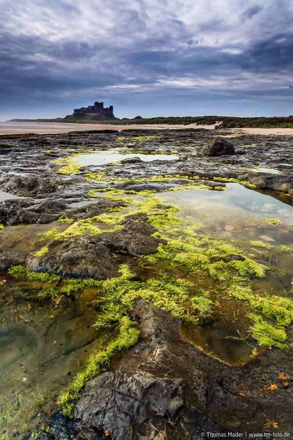 Bamburgh Castle, United Kingdom