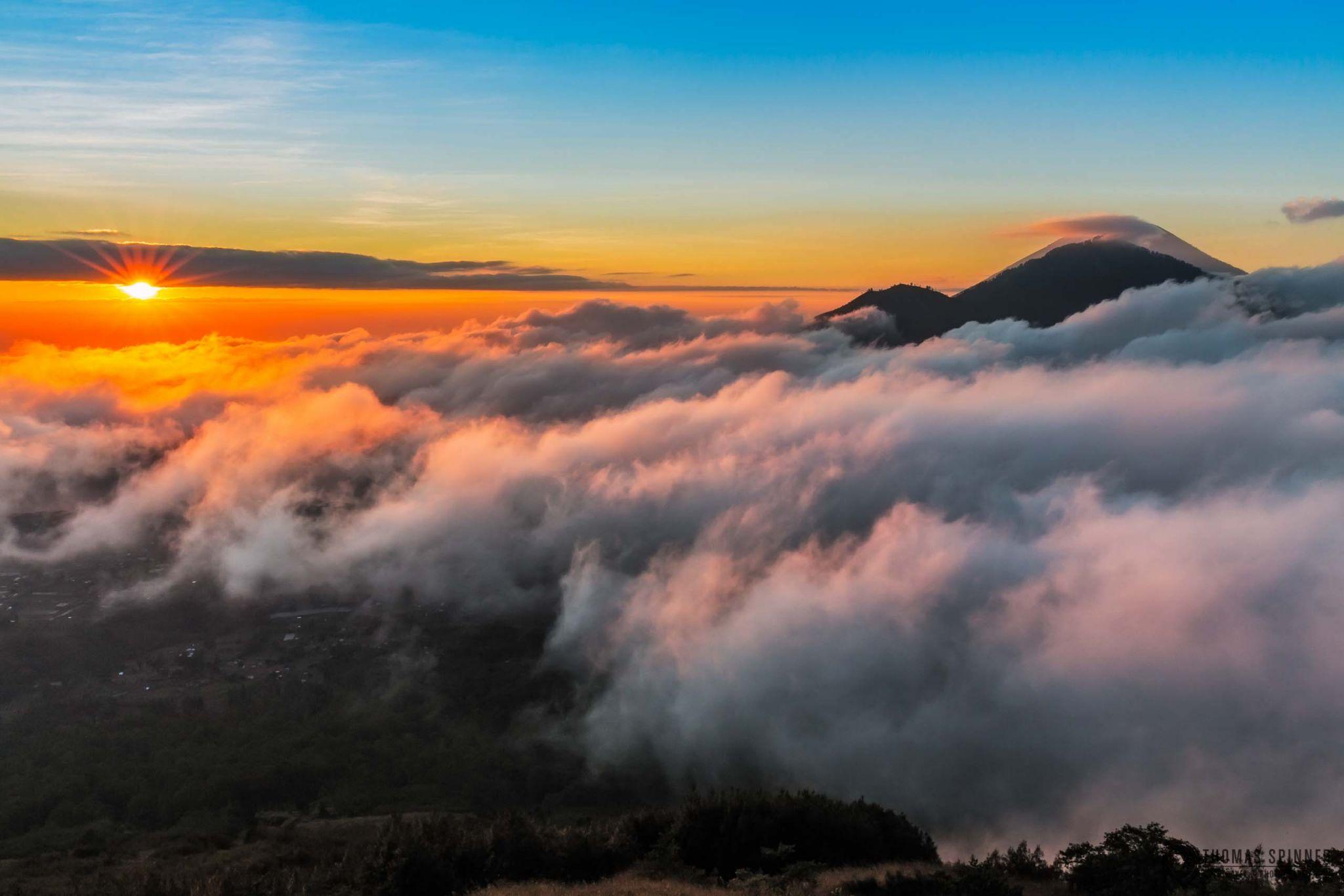 Batur Volcano, Indonesia